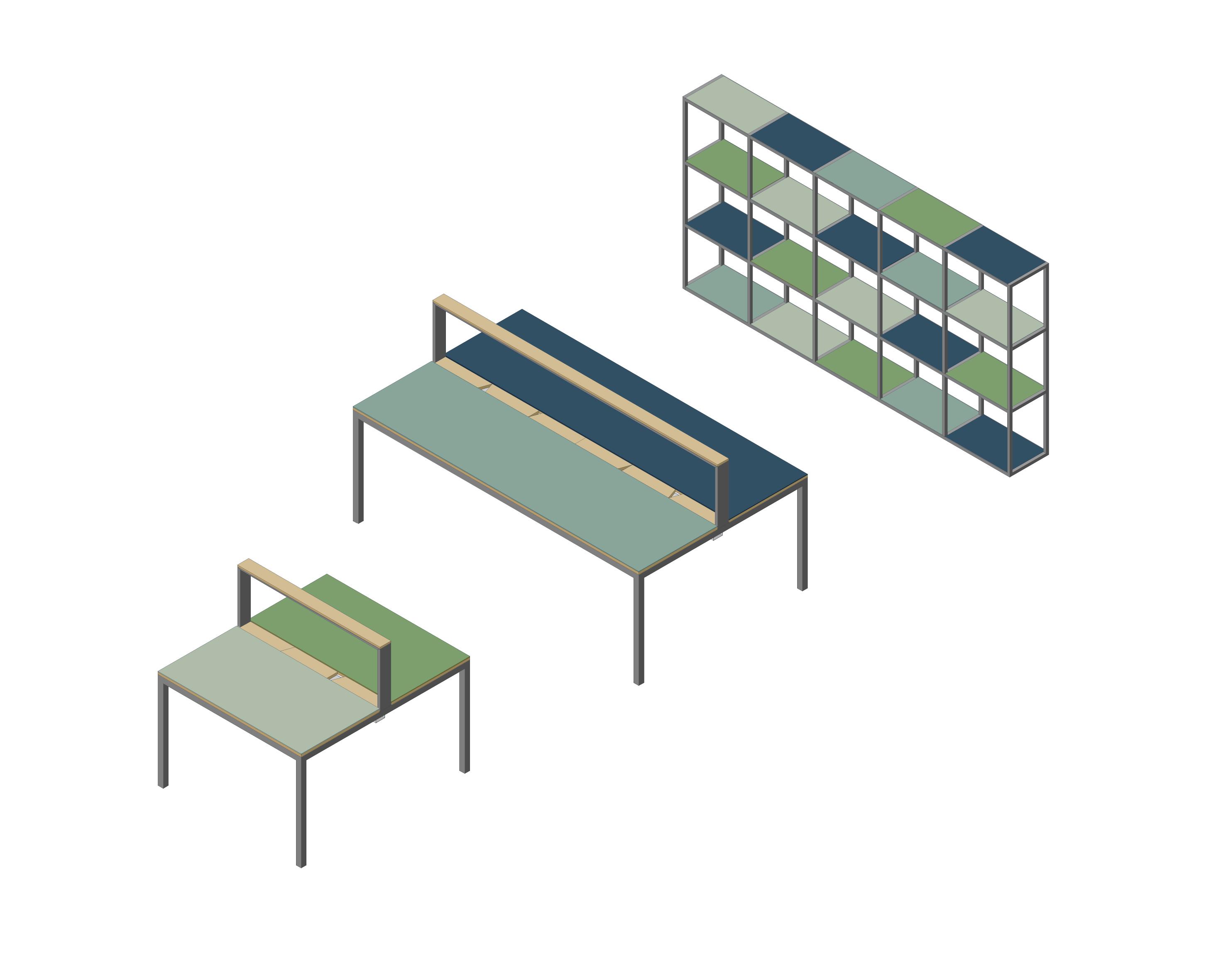 Bur furniture architizer for Buro fourniture