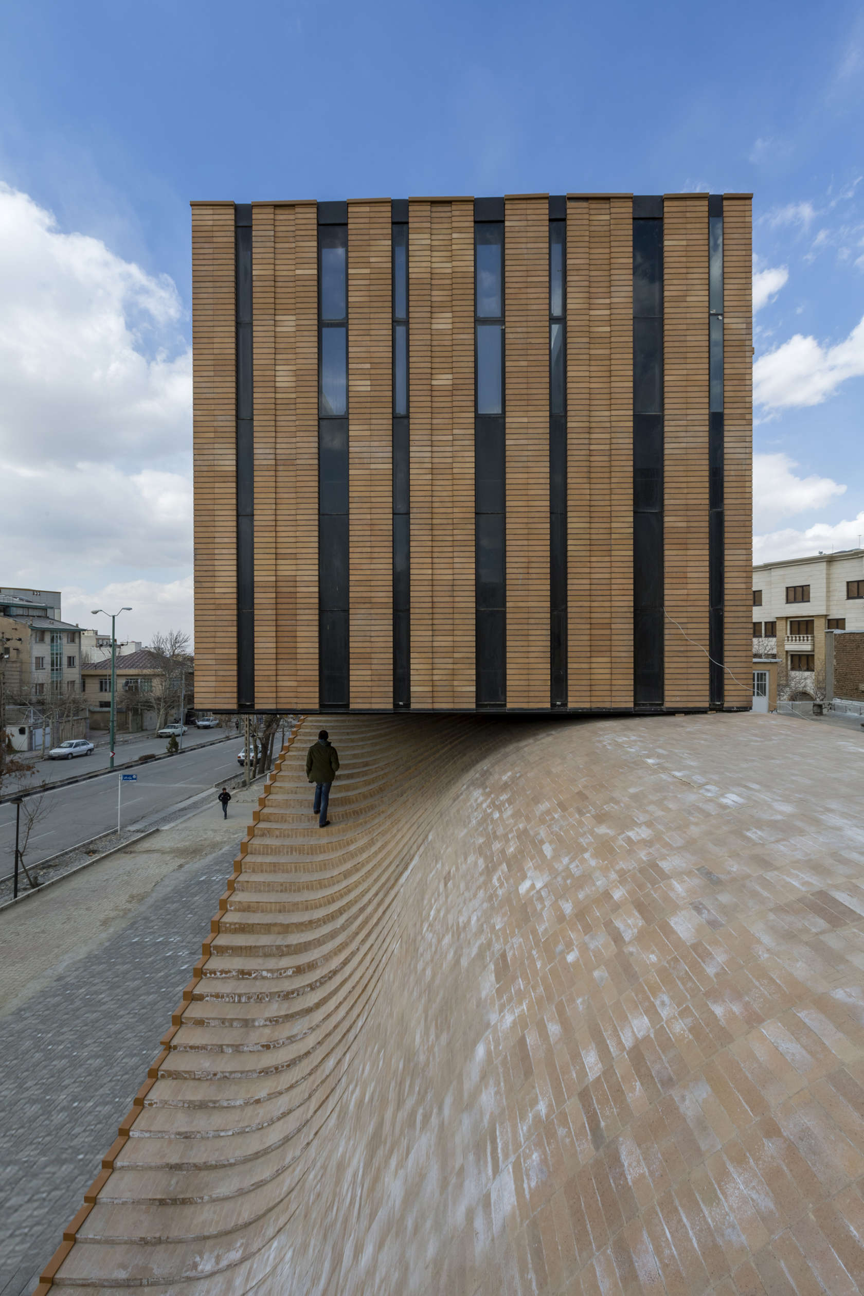 TERMEH Office Retail Building Architizer