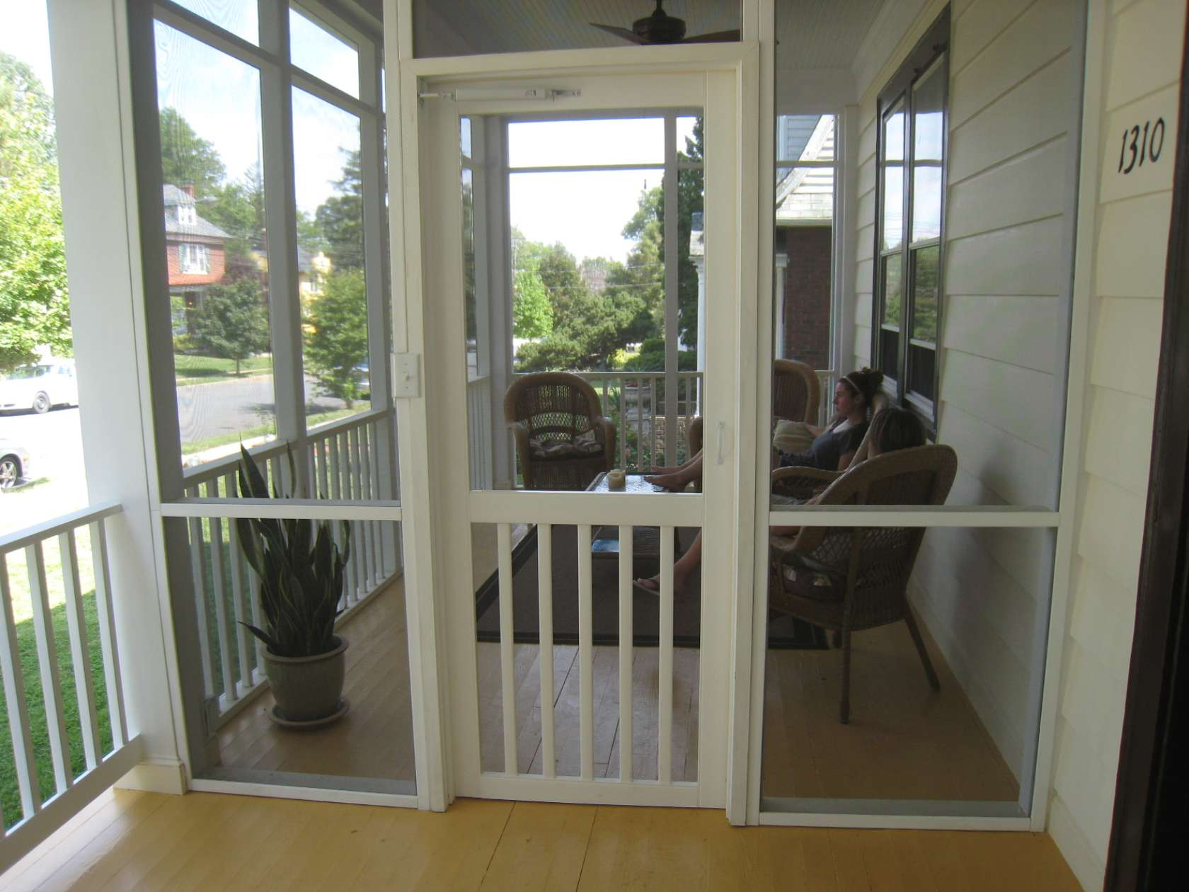 Screened Porch Architizer