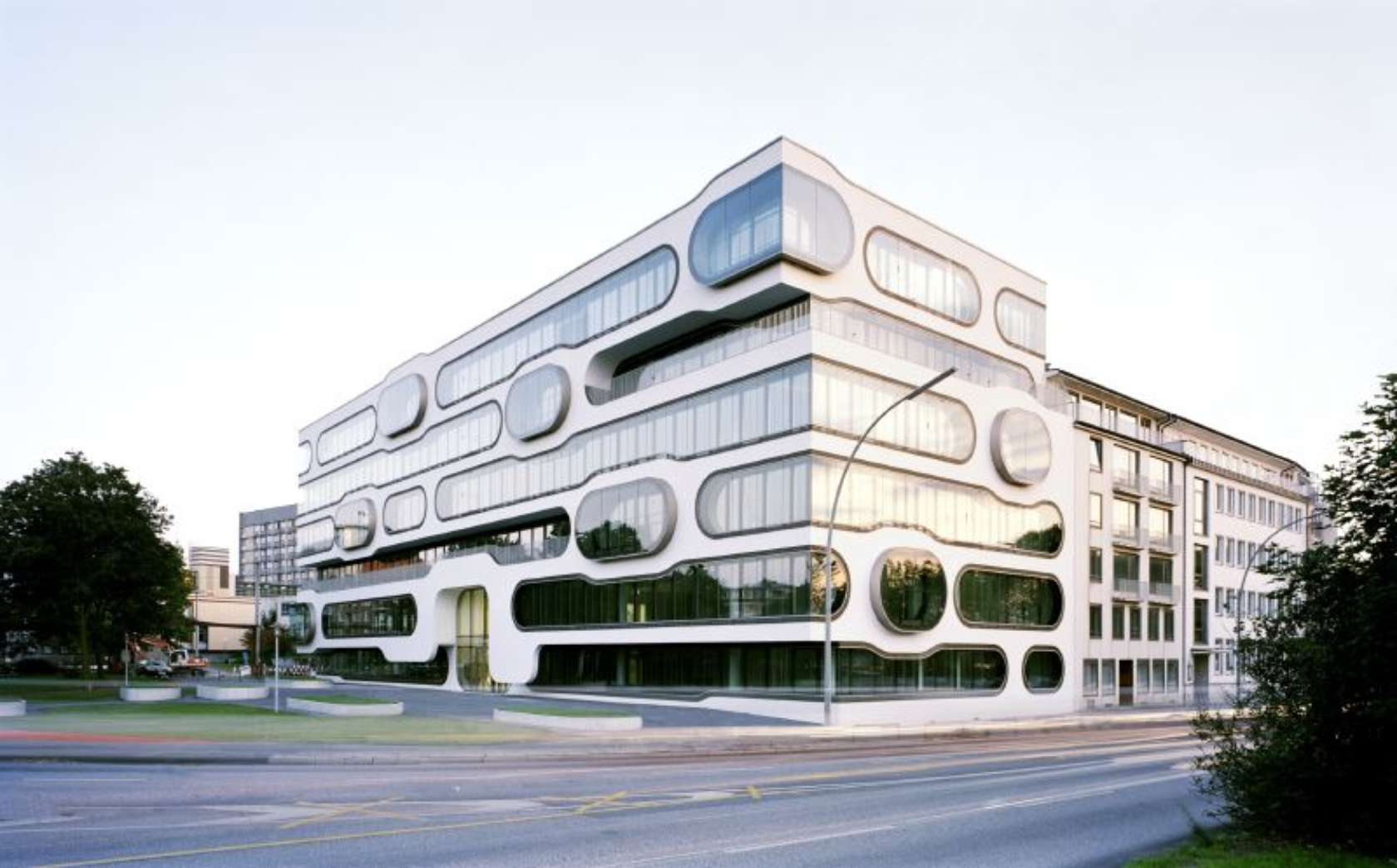 J mayer h architizer for Best modern buildings