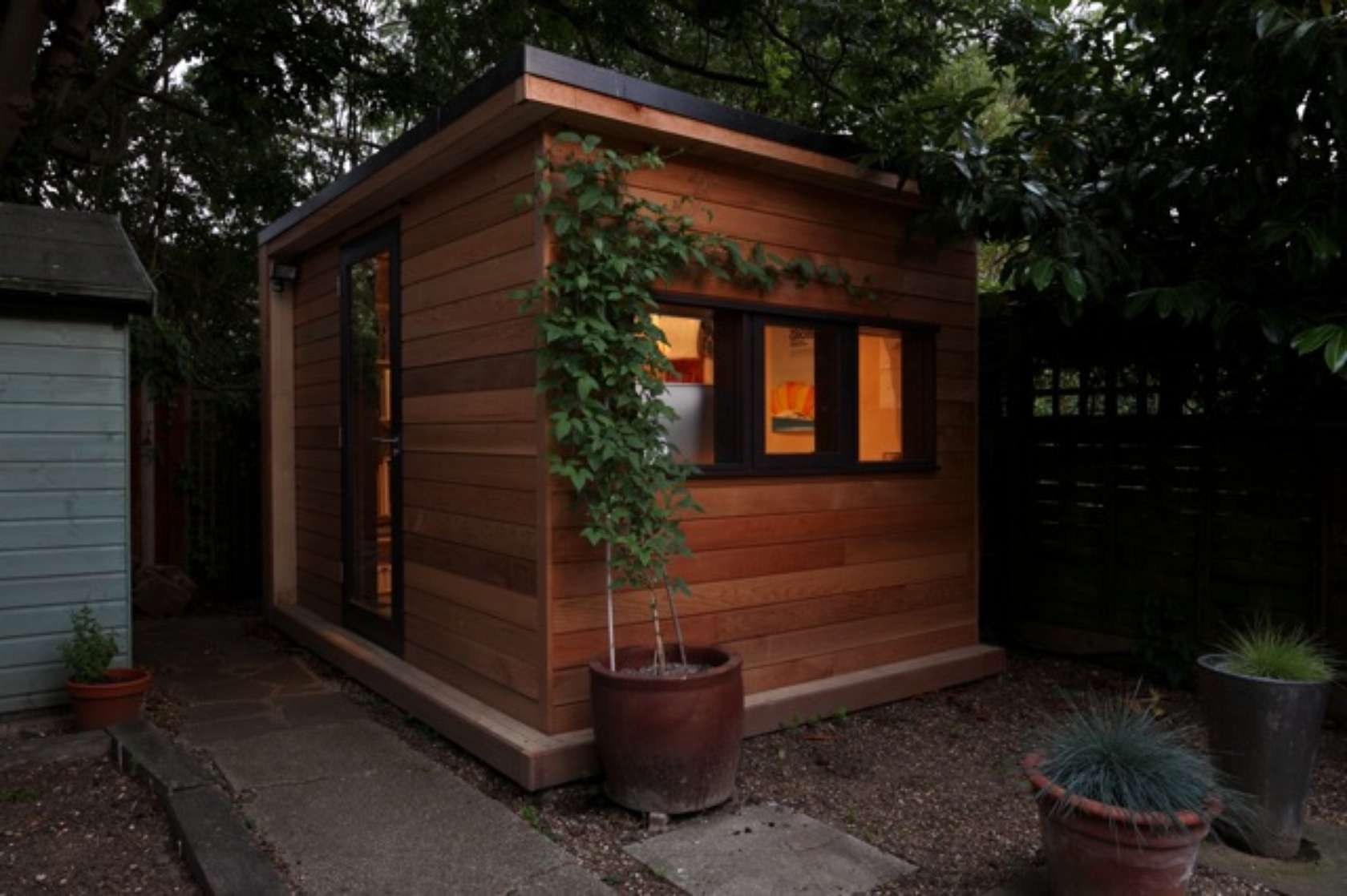 Garden Office In London, UK
