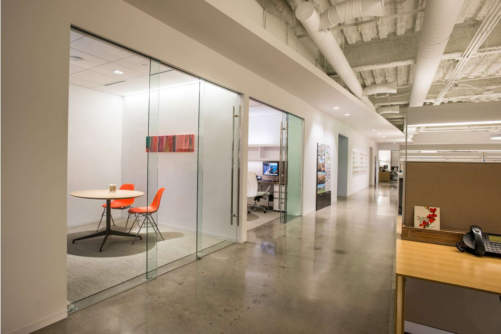 Gensler S New Creative Workspace Architizer