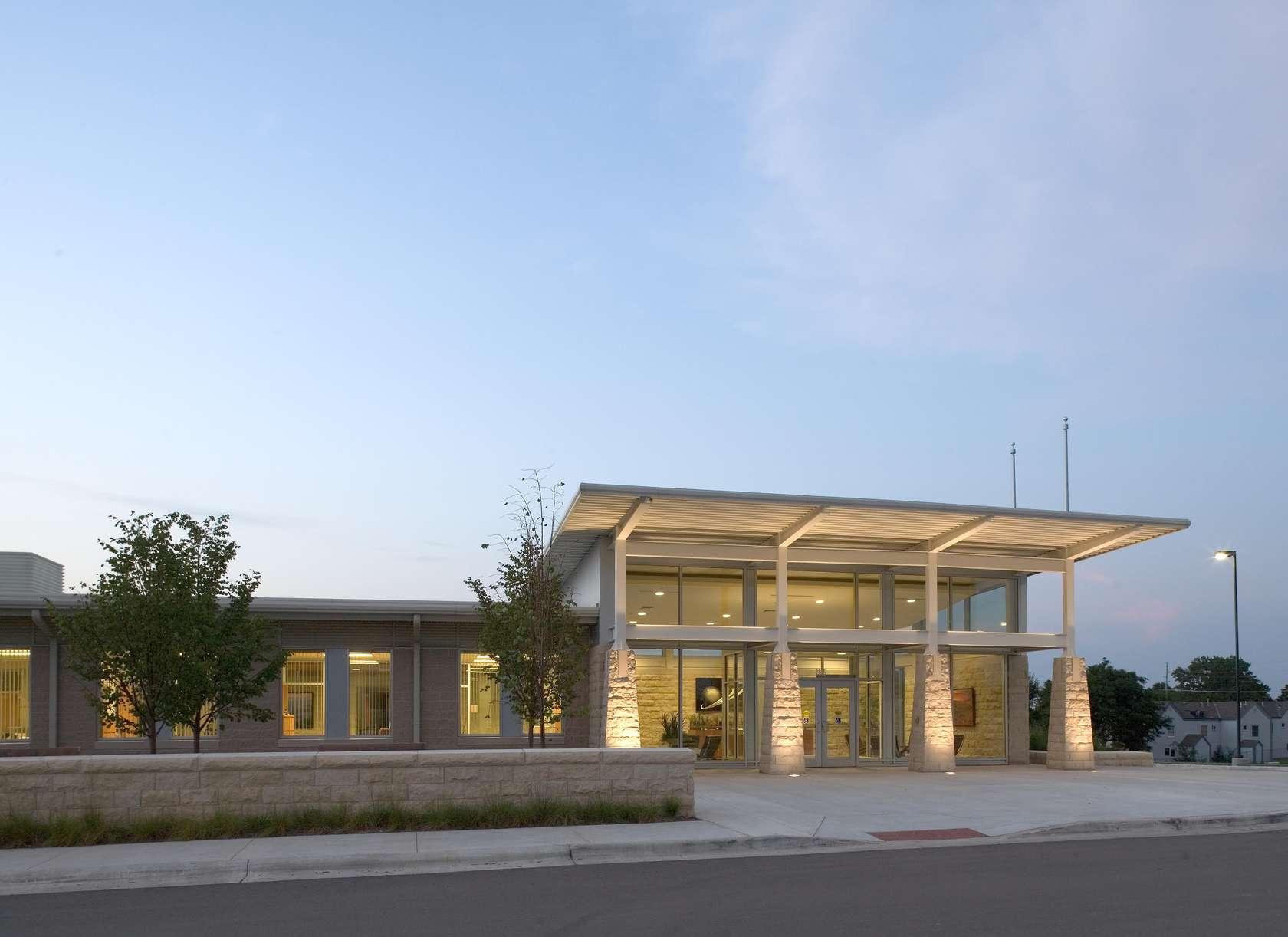 Manhattan K State Innovation Center Architizer
