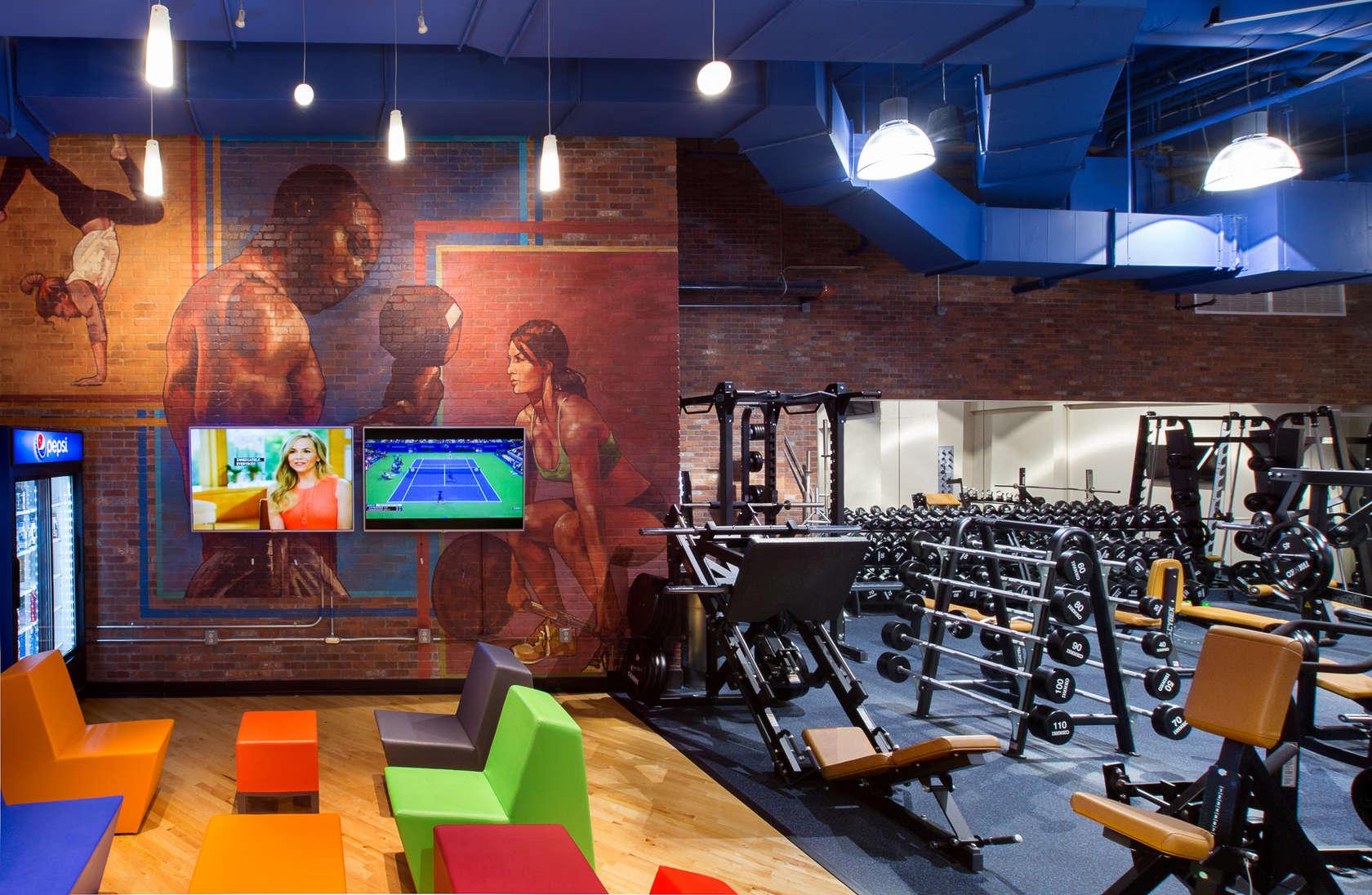 Atlanticare Lifecenter Fitness At Tropicana Architizer