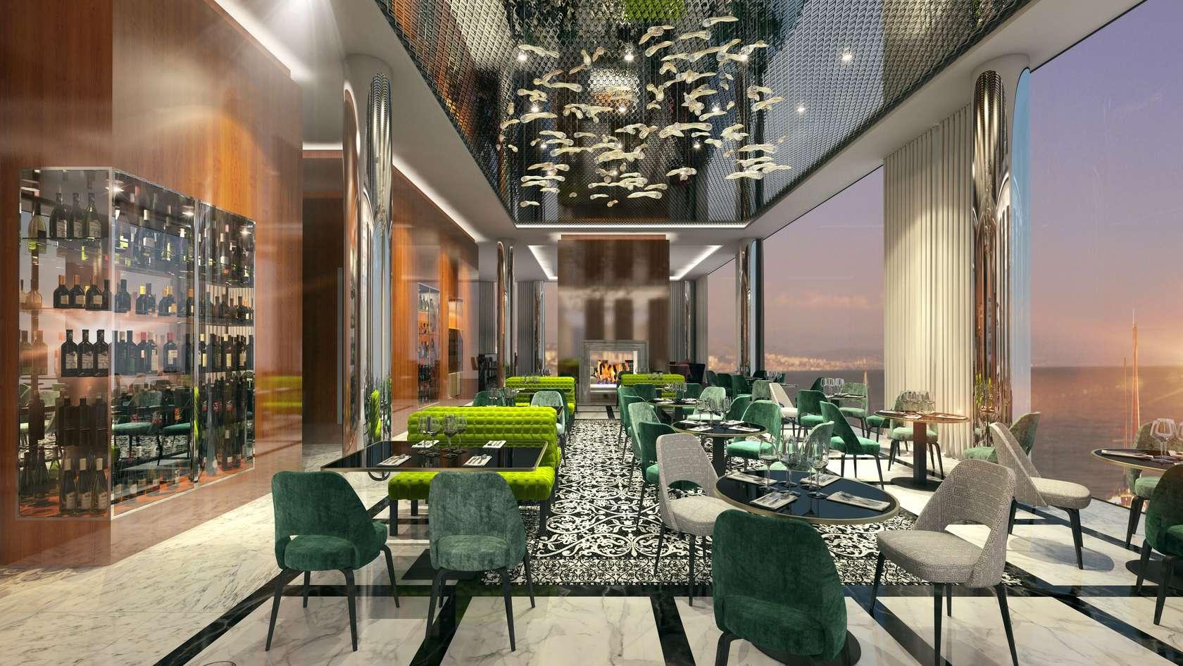 Arkan zeytinoglu architects architizer for Design hotel royal opatija croatia