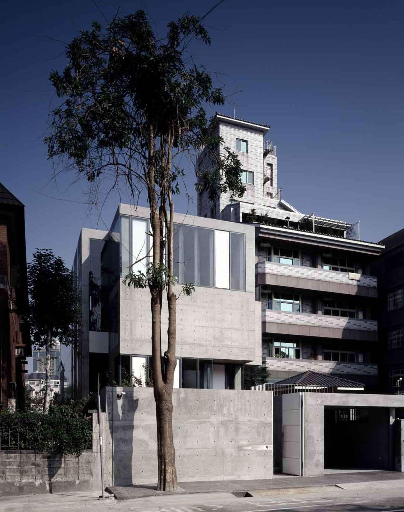 Behet bondzio lin architekten architizer - Lin architekten ...