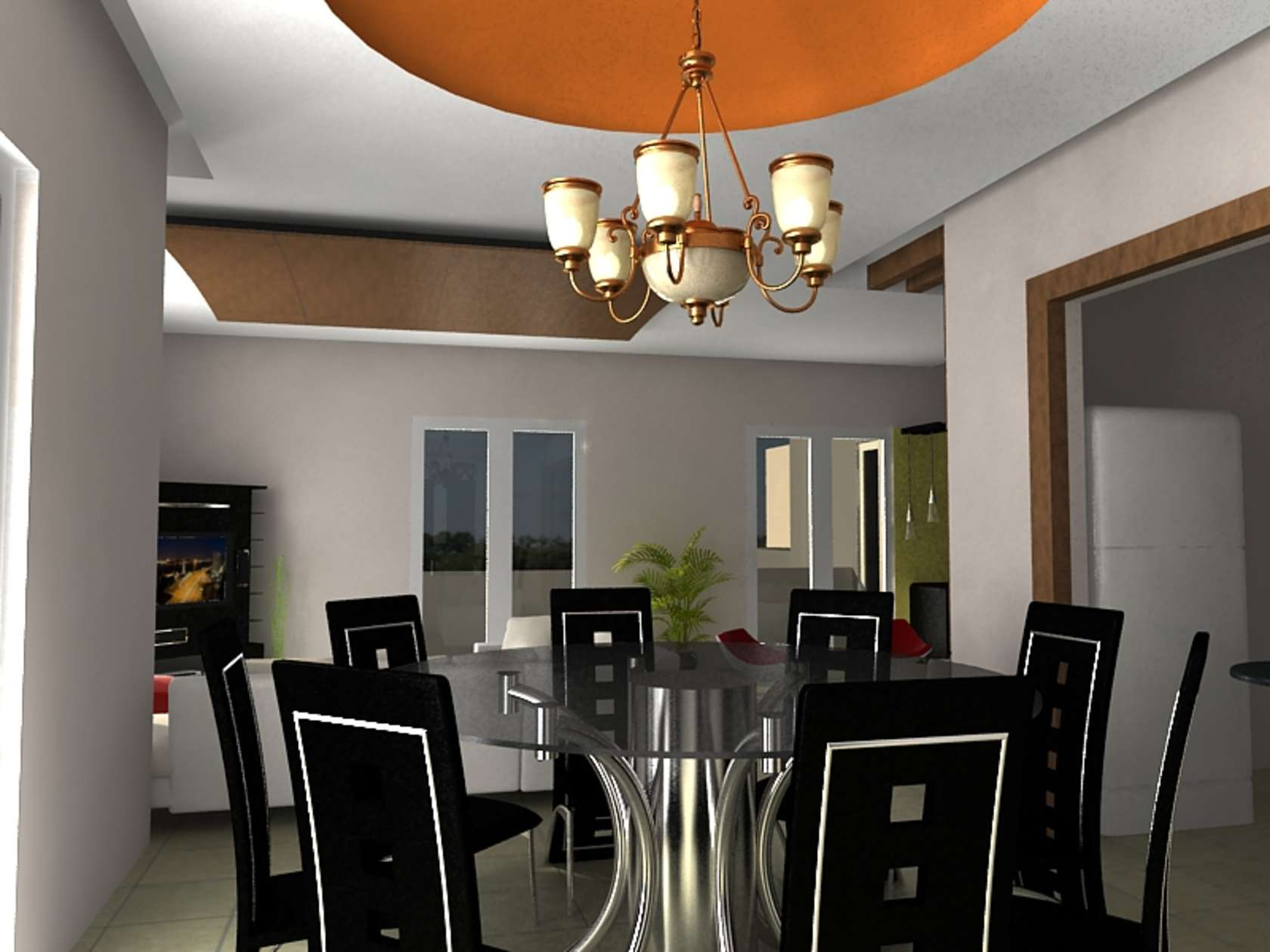 3d interior rendering services architizer for Interior decoration in 3d max