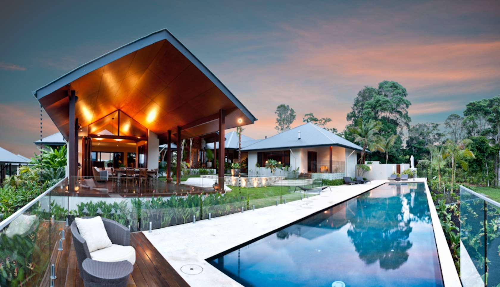 Bali Meets The Australian Farm House Architizer