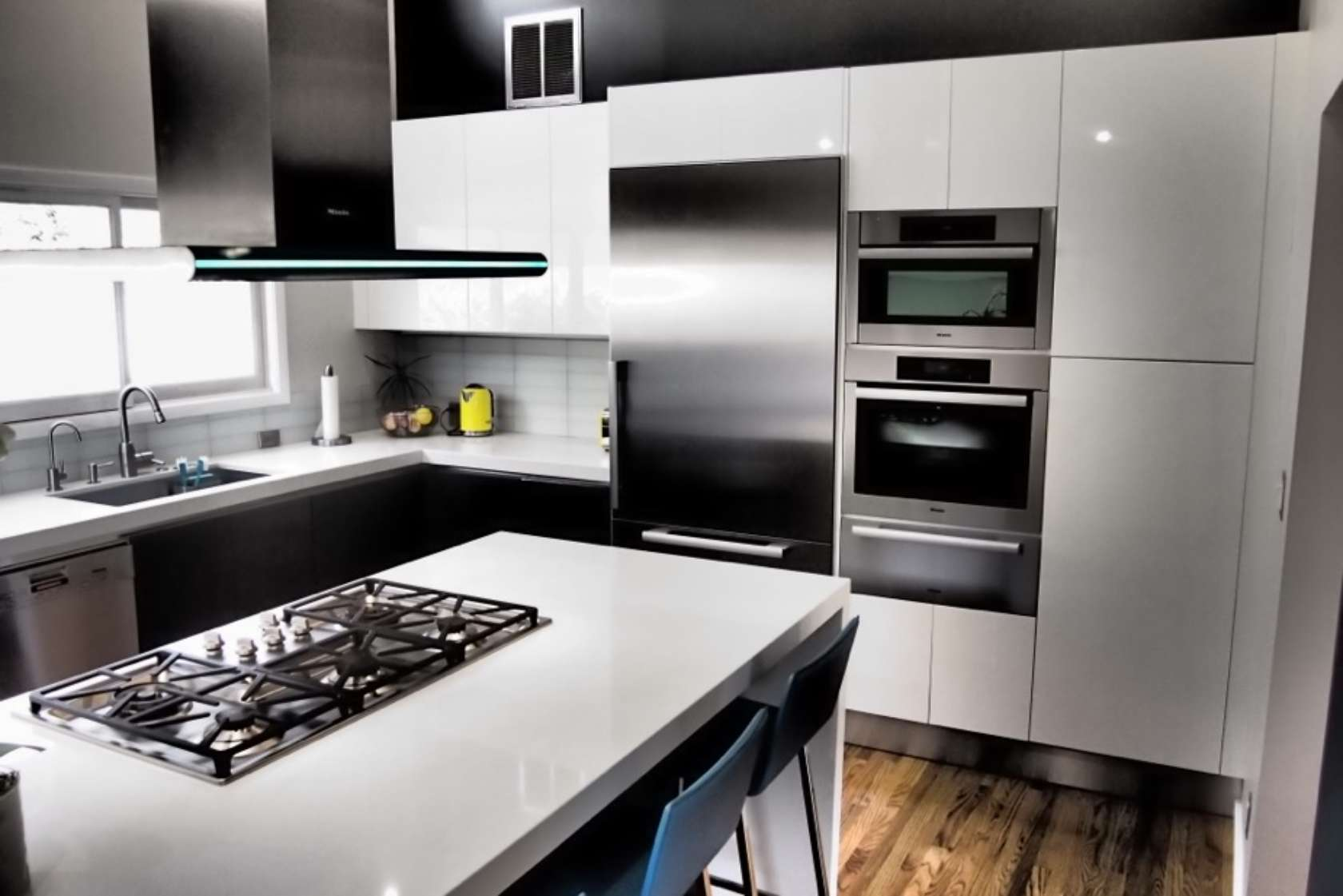 Miele kitchen by jorge martinez architizer for Miele küchen