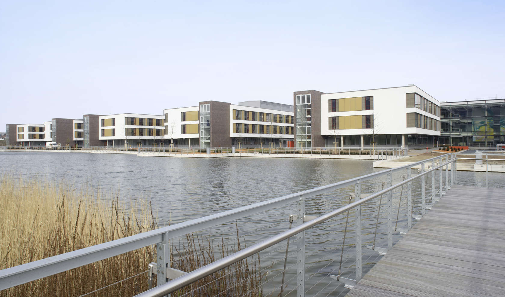 Minden Germany  City new picture : Johannes Wesling Hospital Minden Architizer