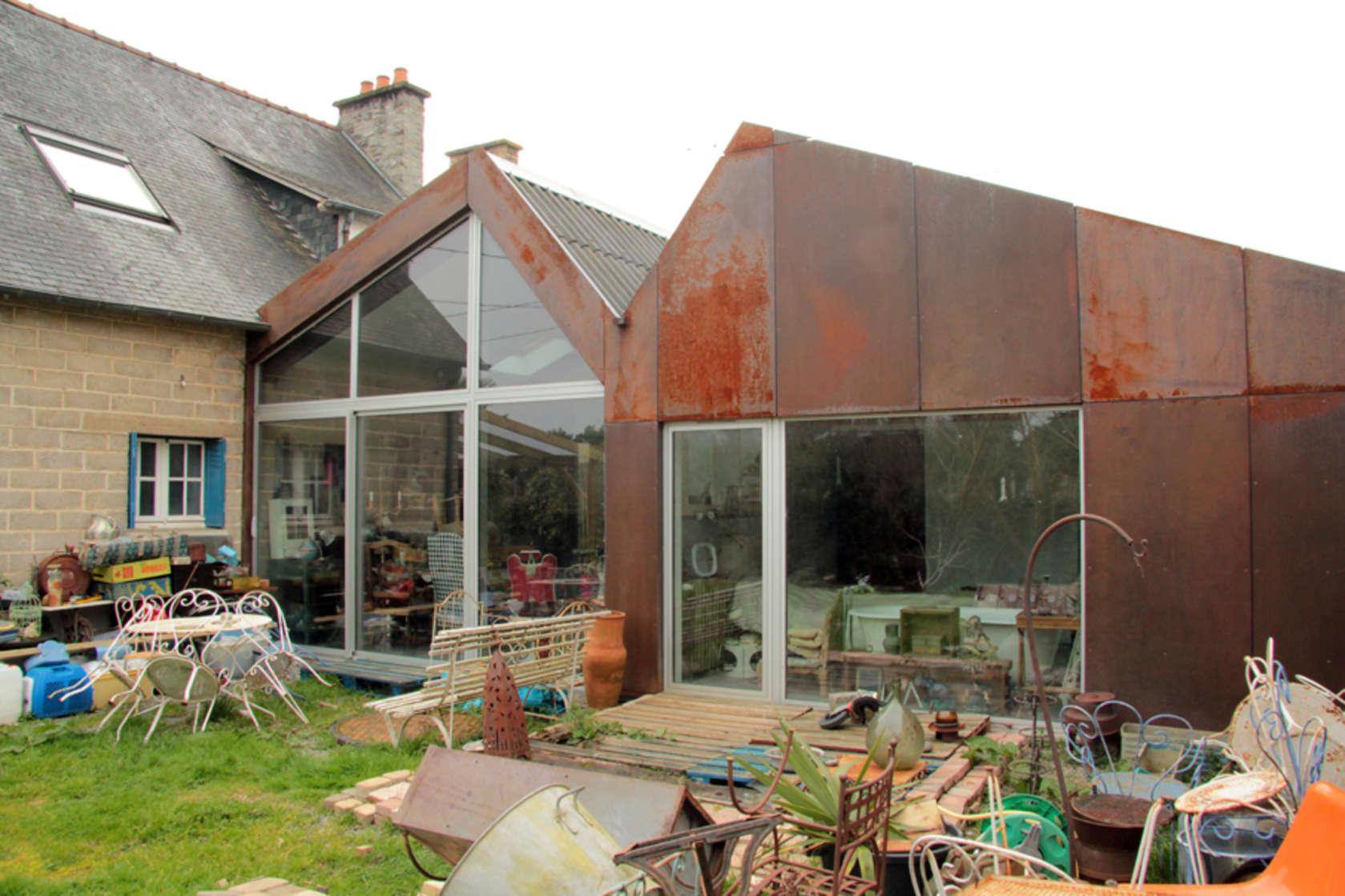 mnm architectes architizer. Black Bedroom Furniture Sets. Home Design Ideas