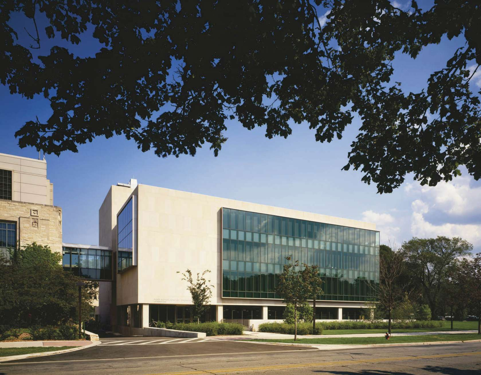 Northwestern University Ford Motor Company Engineering