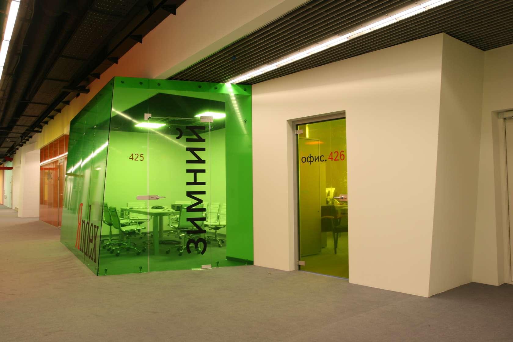 yandex office in saint petersburg architizer
