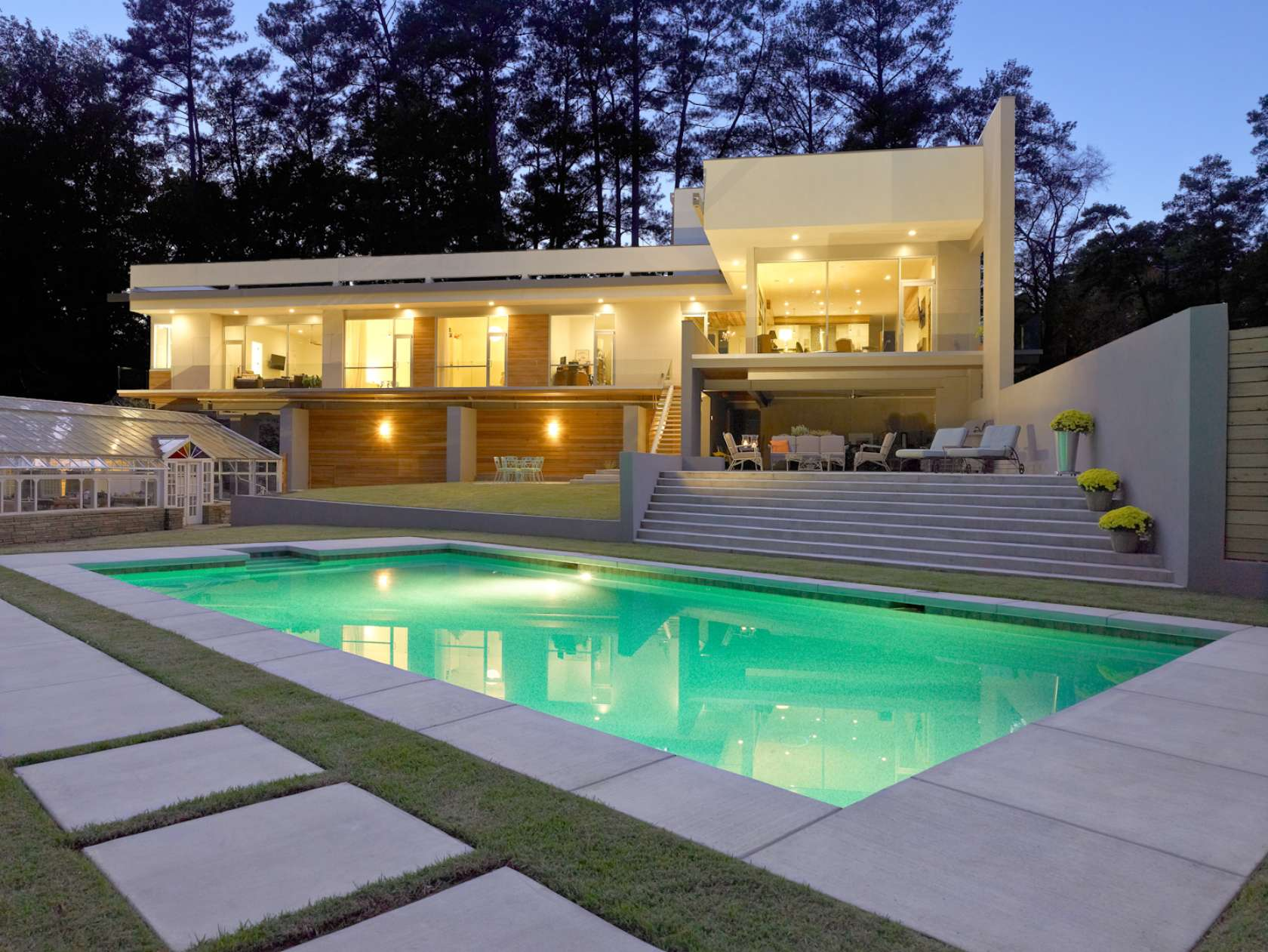 Basil Gardens Residence Architizer