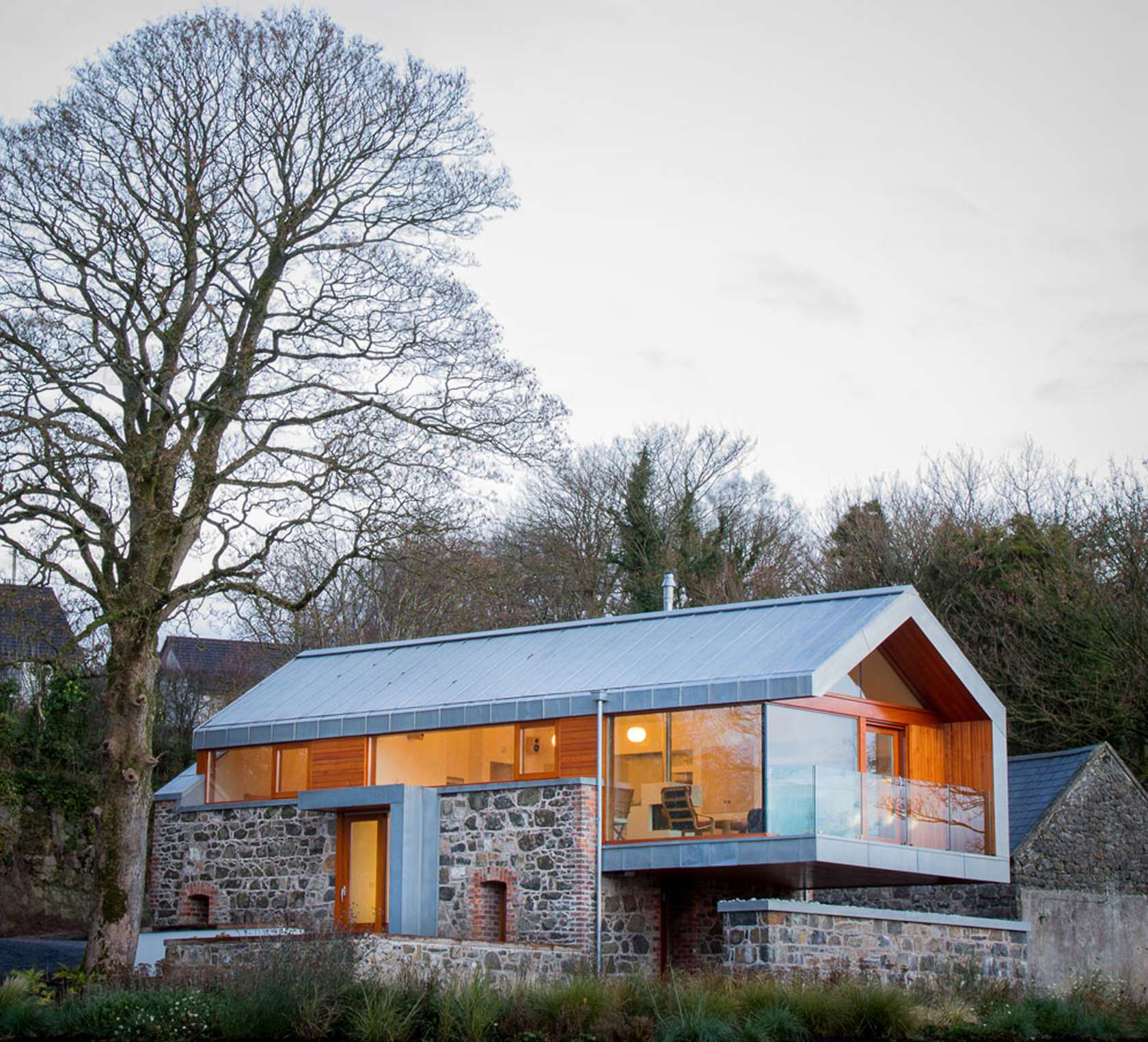Mcgarry moon architects ltd architizer for Home architecture ltd