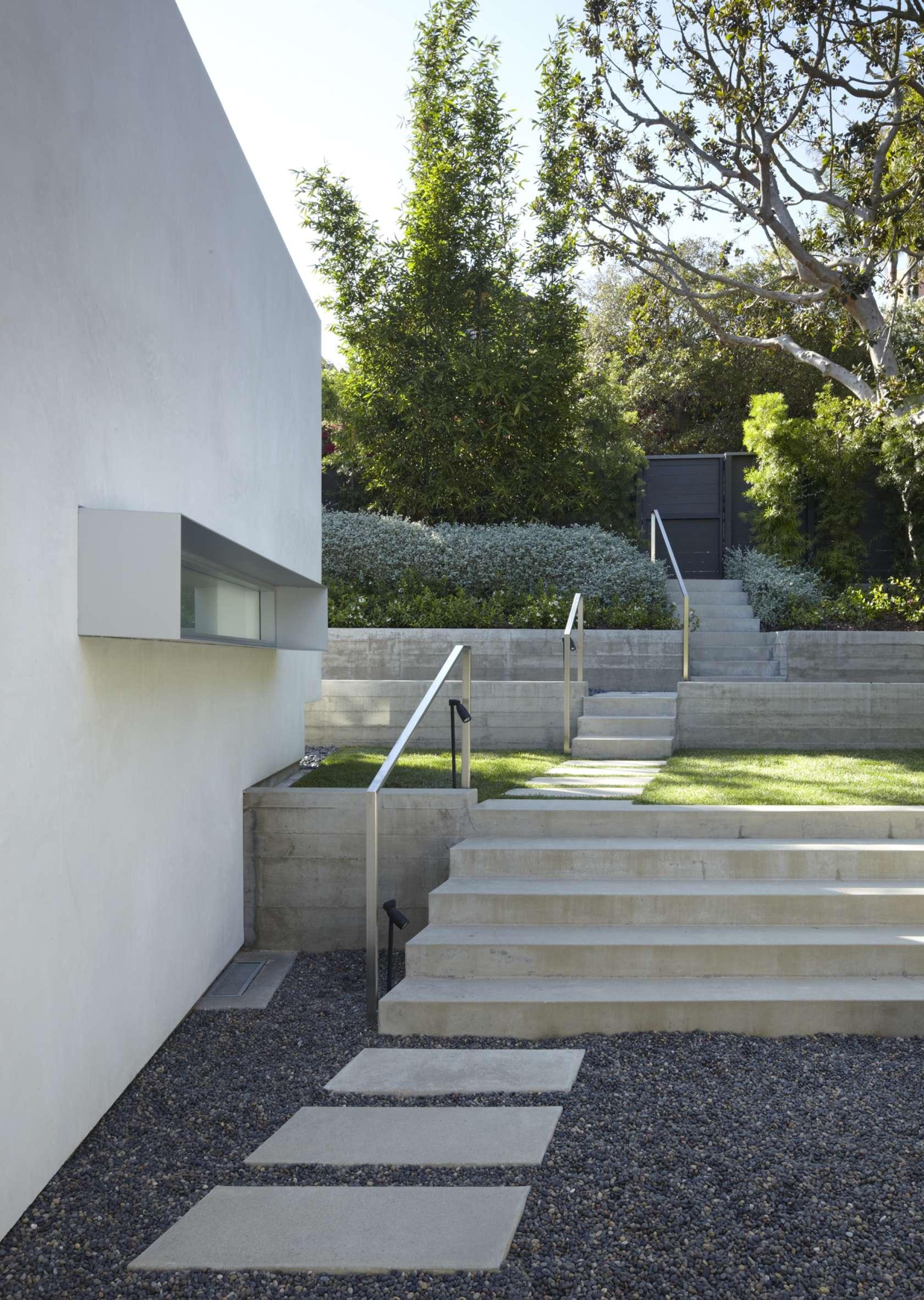Santa monica canyon residence architizer - Residence santa monica canyon en californie ...
