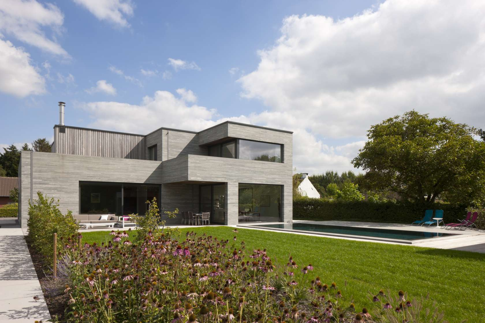 House co va architizer - Nicolas petit architecte ...