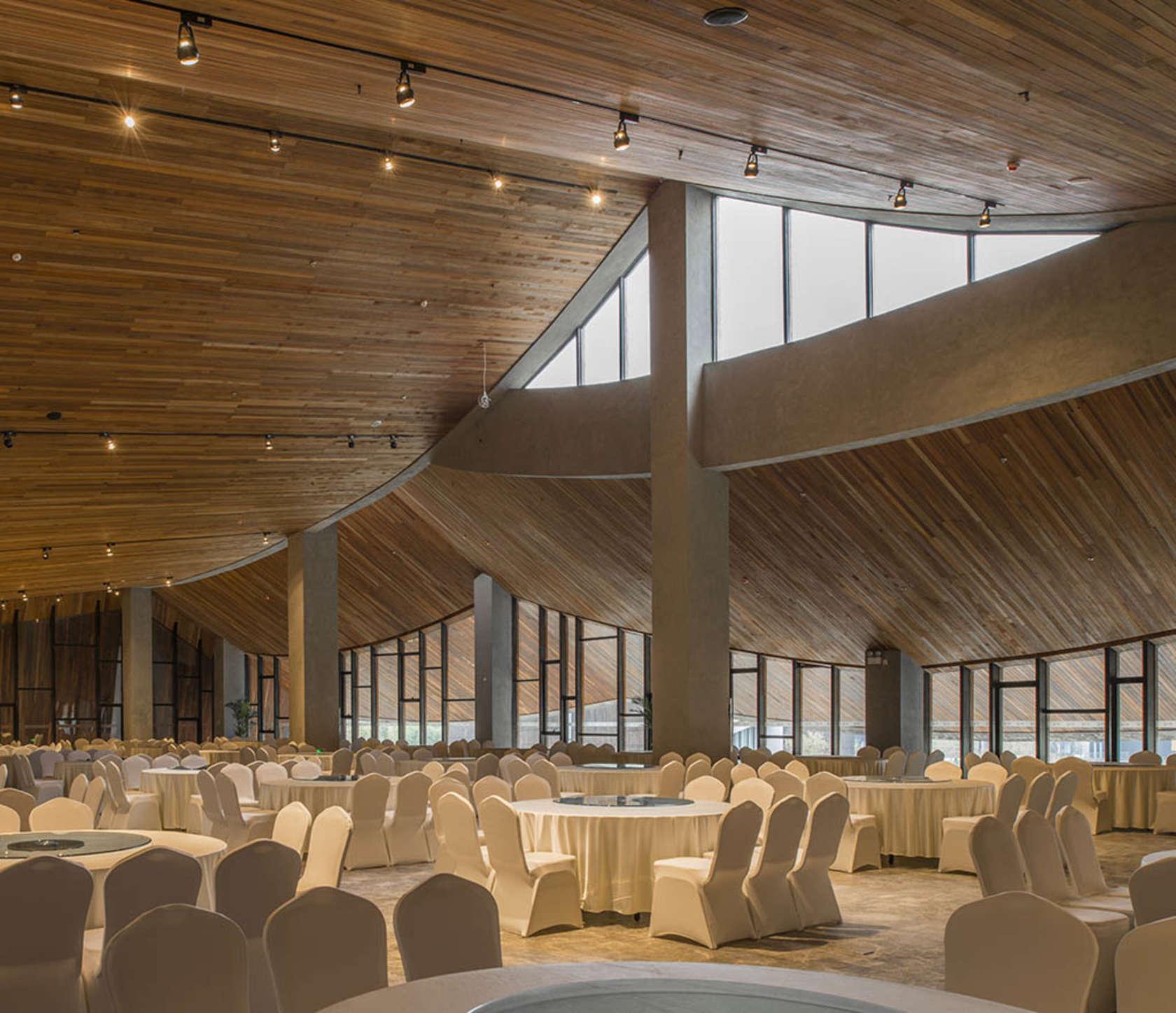 Fushengyu Hotspring resort by AIM ARCHITECTURE - Architizer