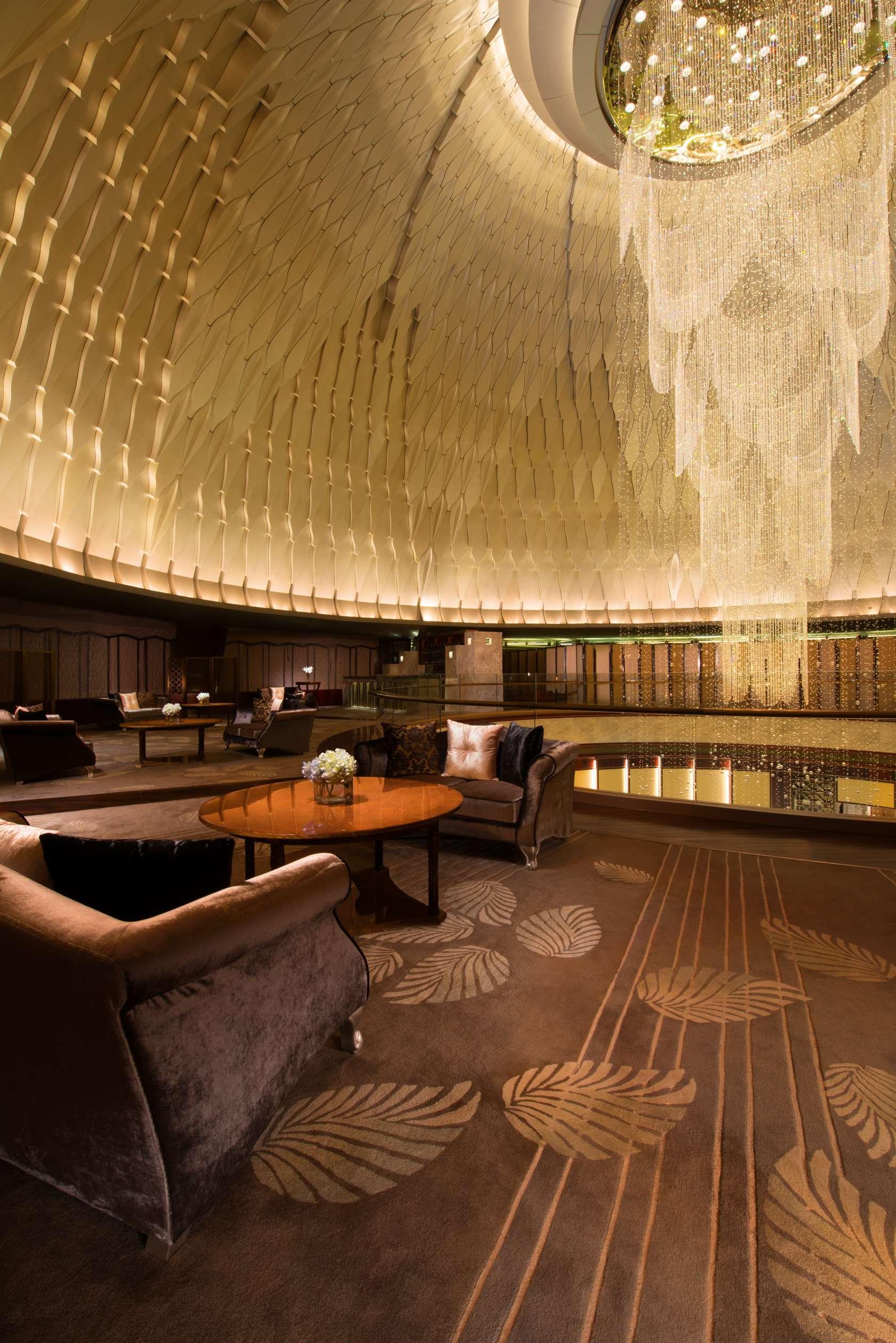 Illuminate lighting design architizer for Design hotel shanghai