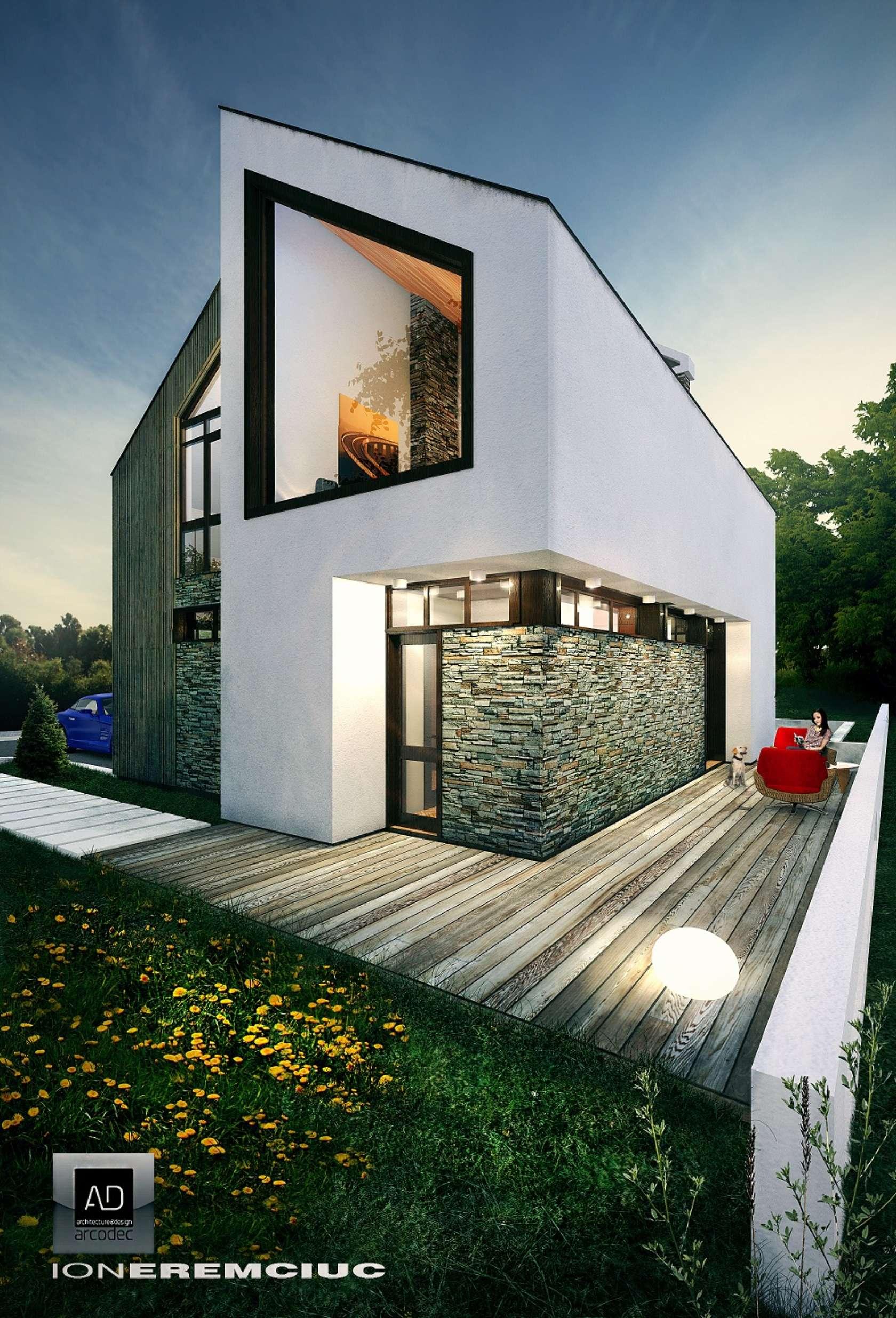 Eco House Design Hobart: SMALL ECO HOUSE