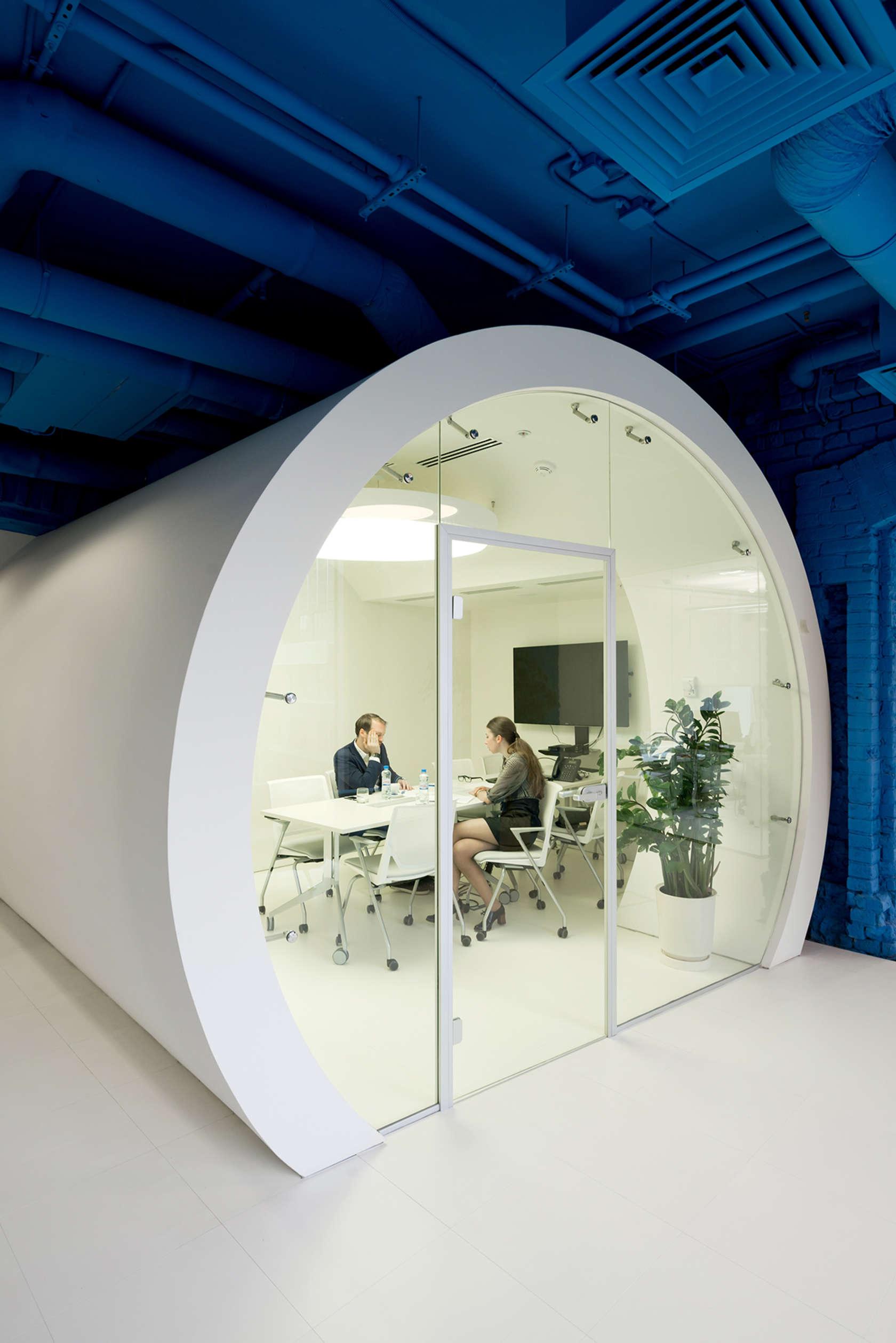 Nefa architects leo burnett Burnett Moscow Interior Design Google News Publicis Groupe Latest