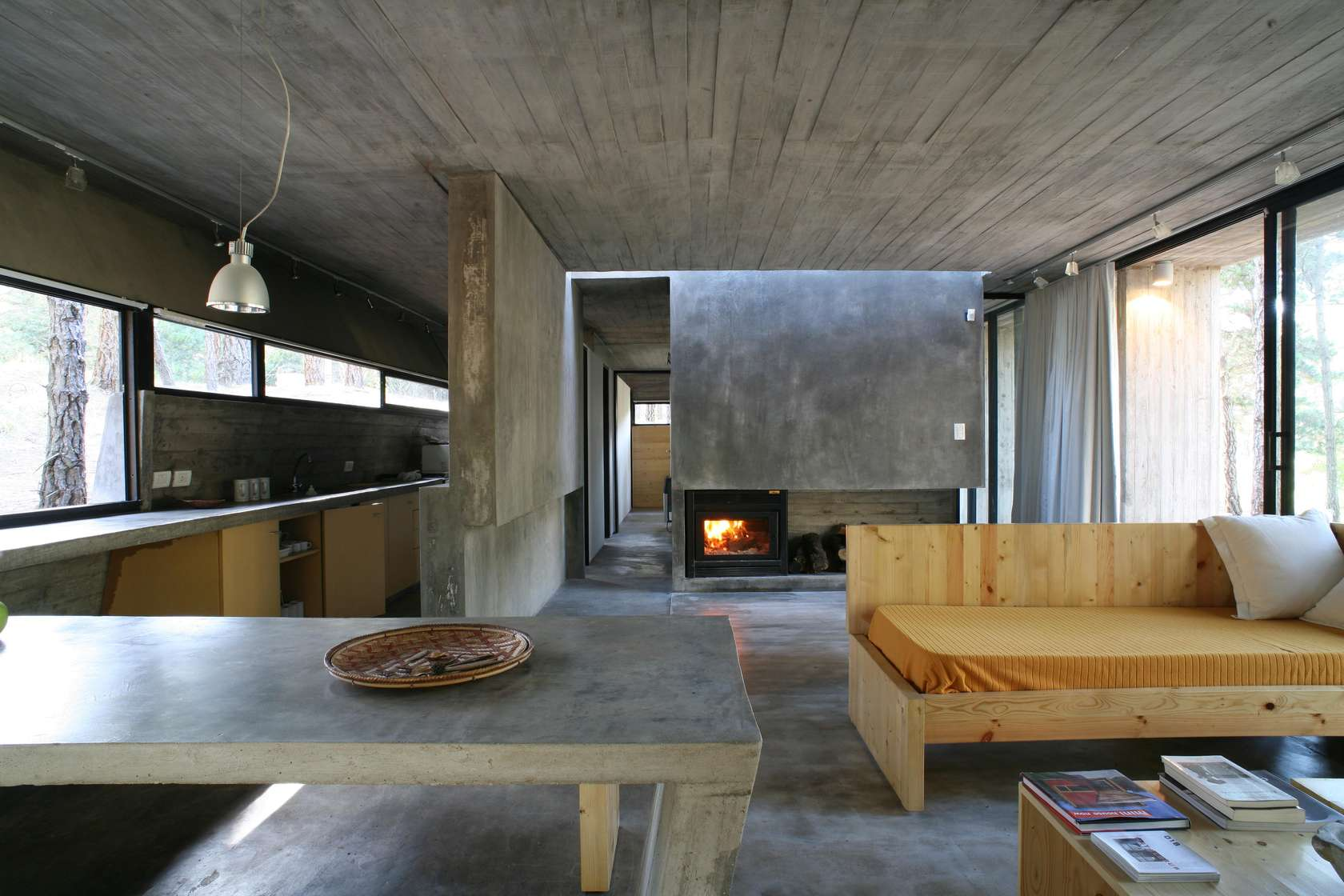 Casa de hormigon architizer for Casas de hormigon