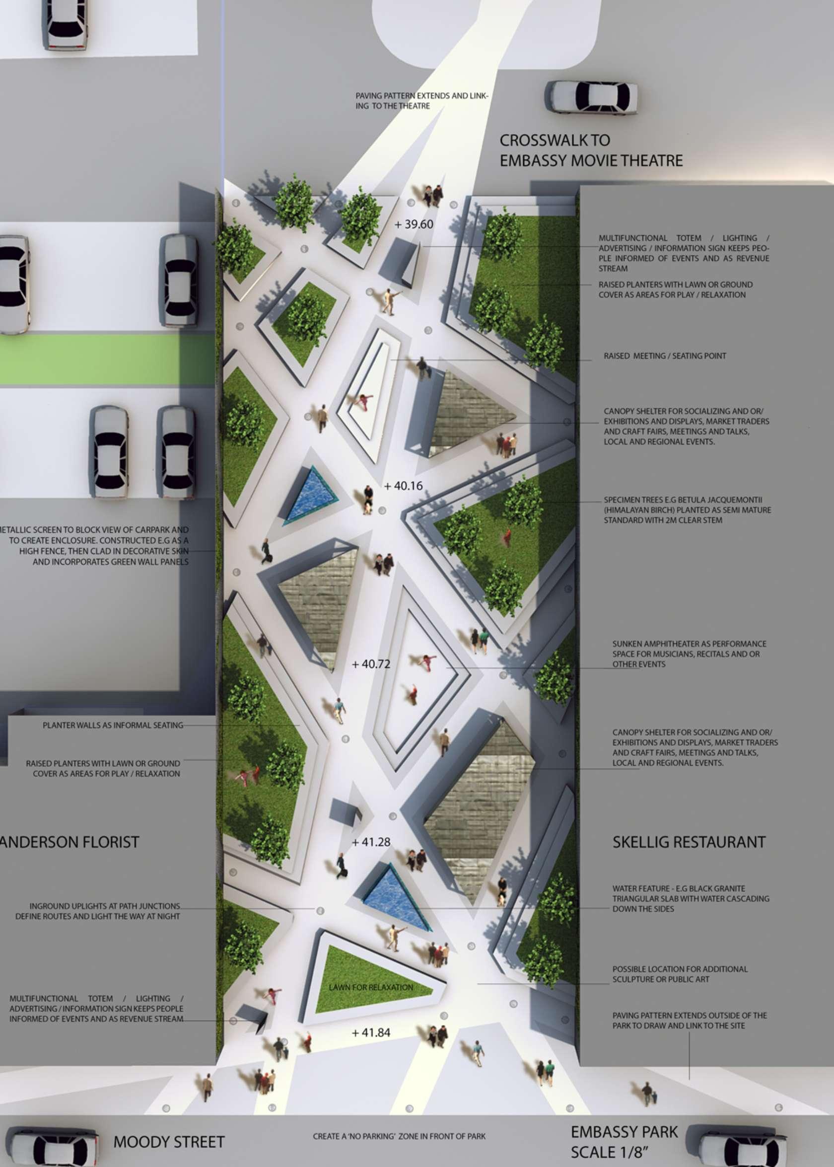 To dream in arcology operationtrebuchet for Garden design reddit