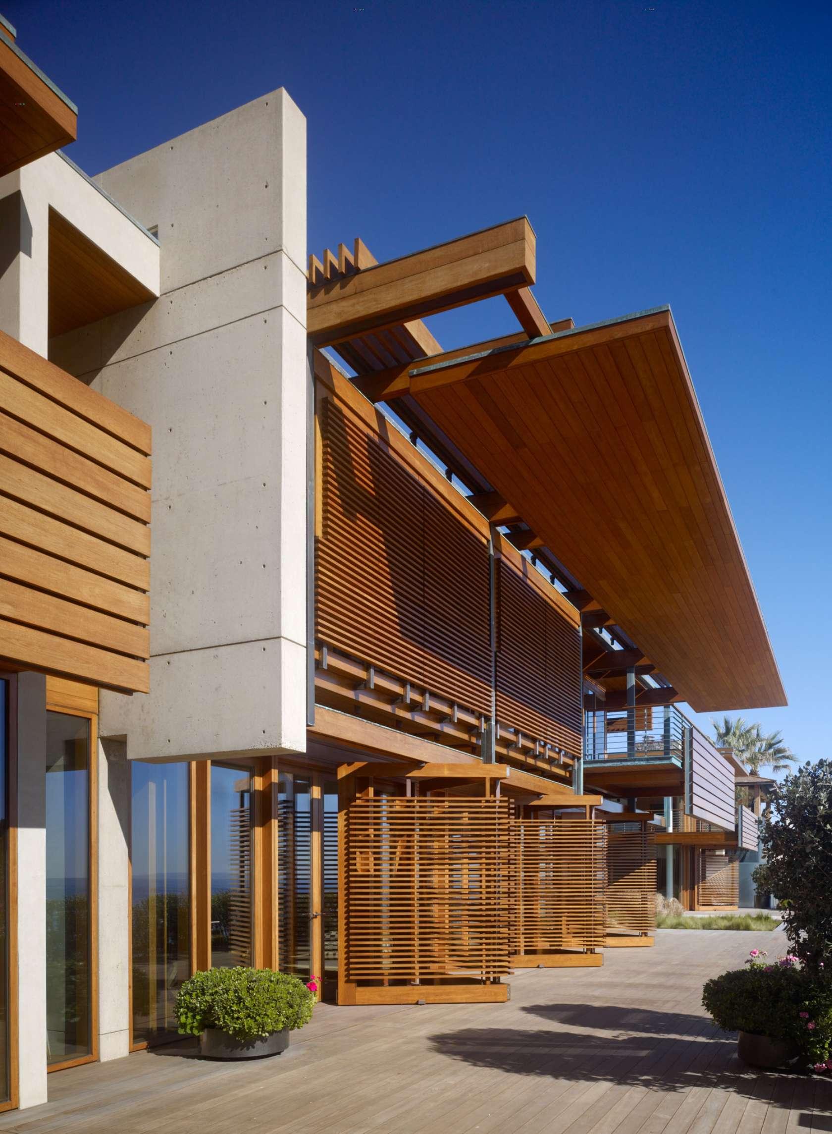 Malibu beach house architizer