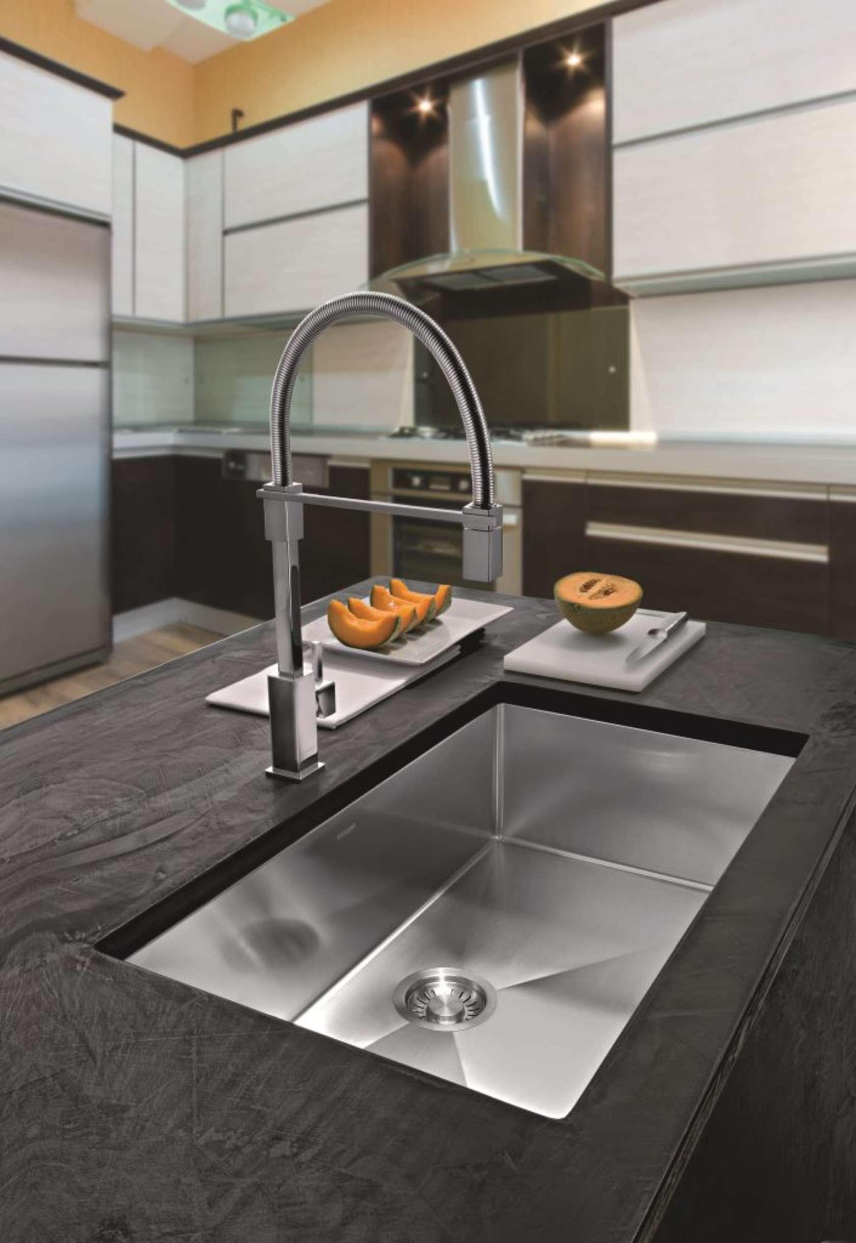 franke kitchen architizer. Black Bedroom Furniture Sets. Home Design Ideas