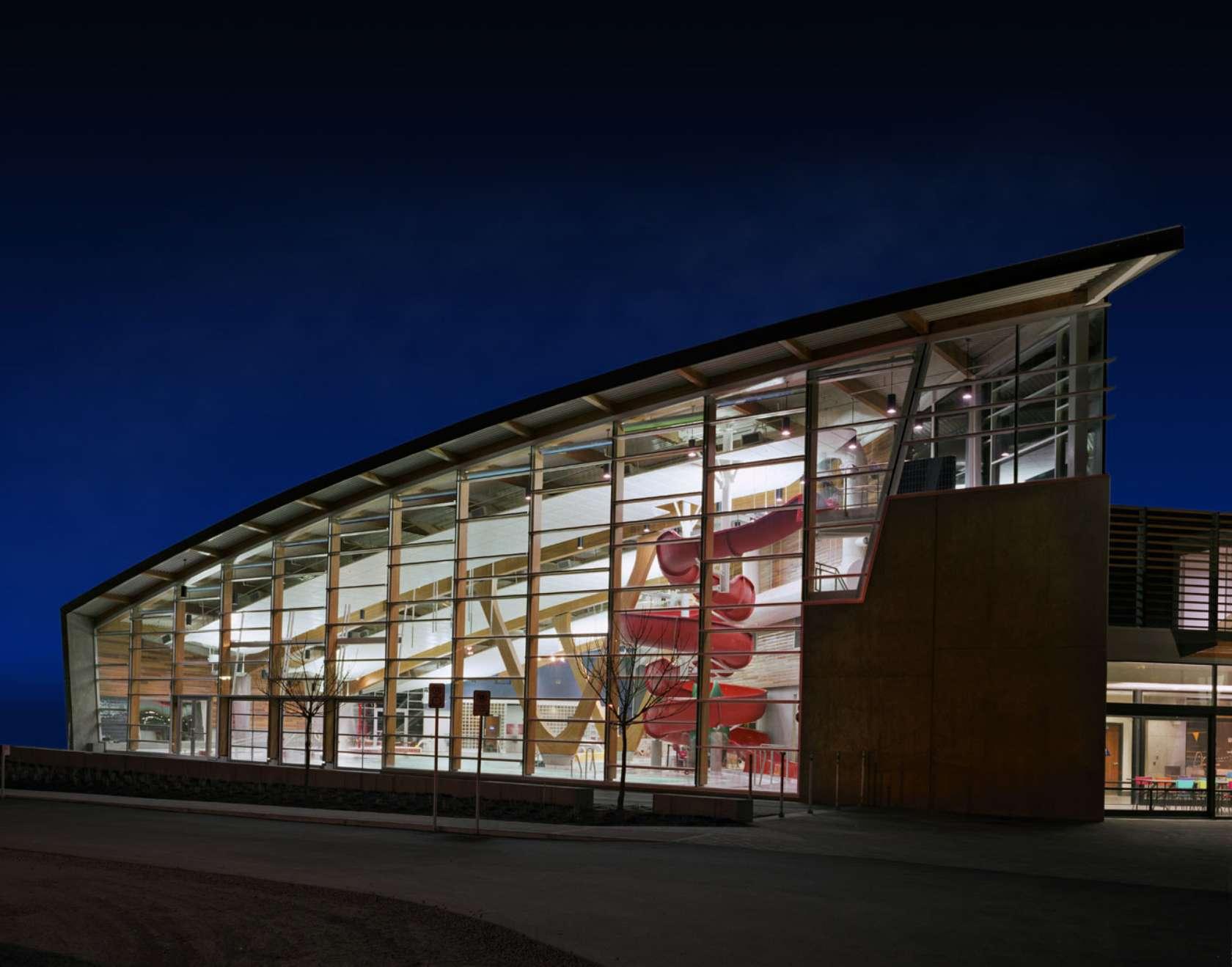 Hcma architecture design architizer for Pool design vancouver
