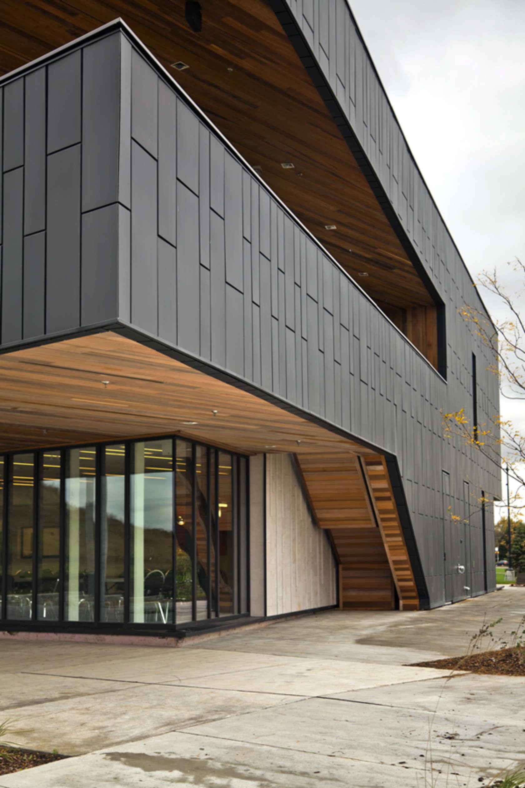 Vmzinc Dri Design Panel Architizer