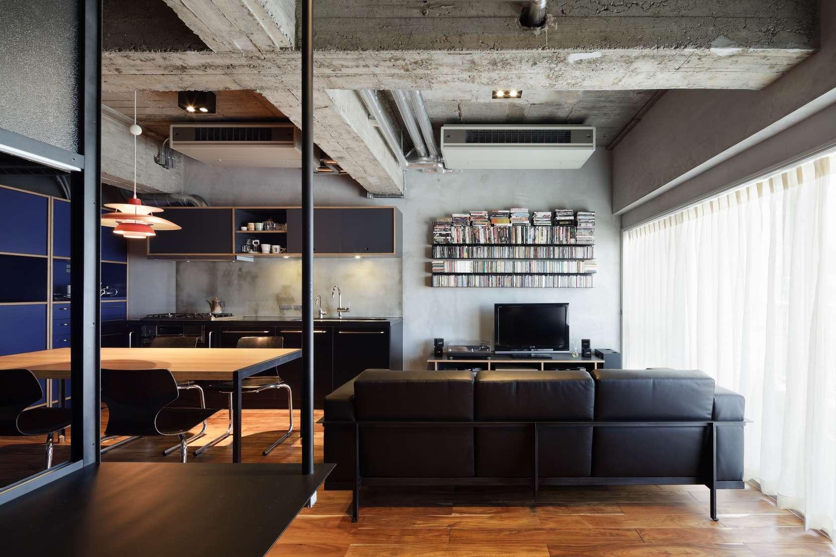 1 0 0 1 apartment architizer - Residence contemporaine sky garden keiji ashizawa design ...
