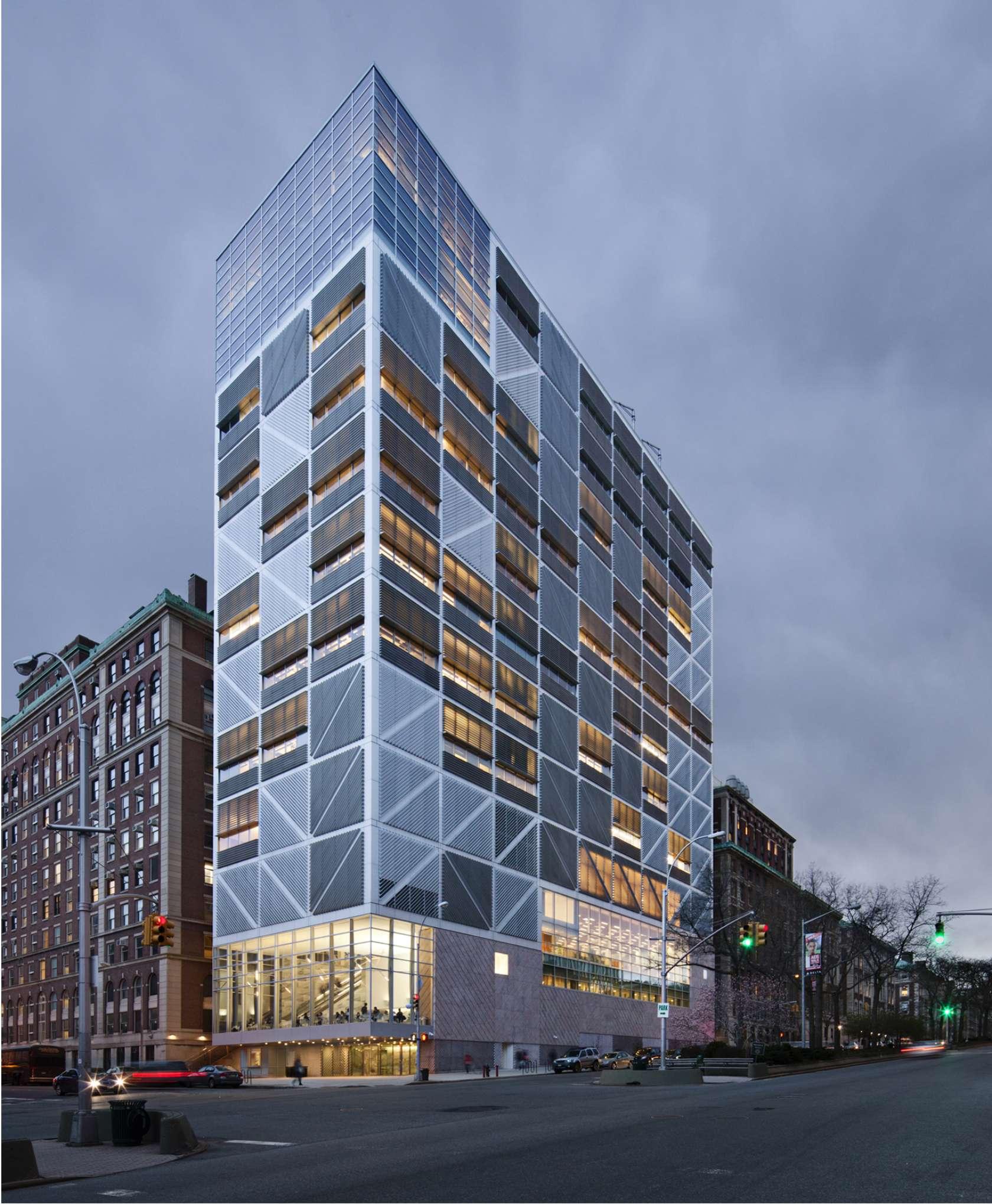 Columbia university northwest corner building architizer for Northwest architects