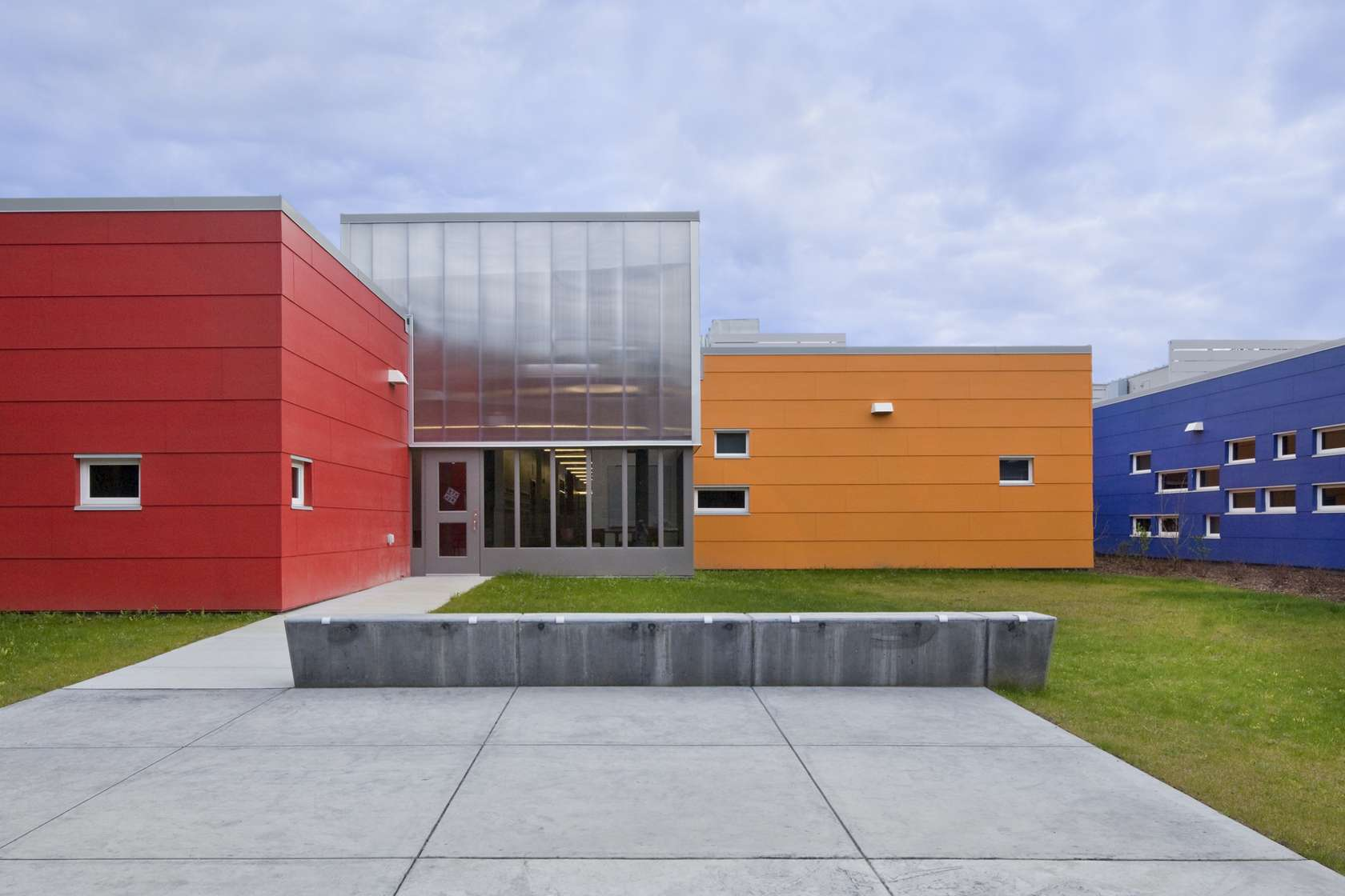 Panther Lake Elementary - Architizer
