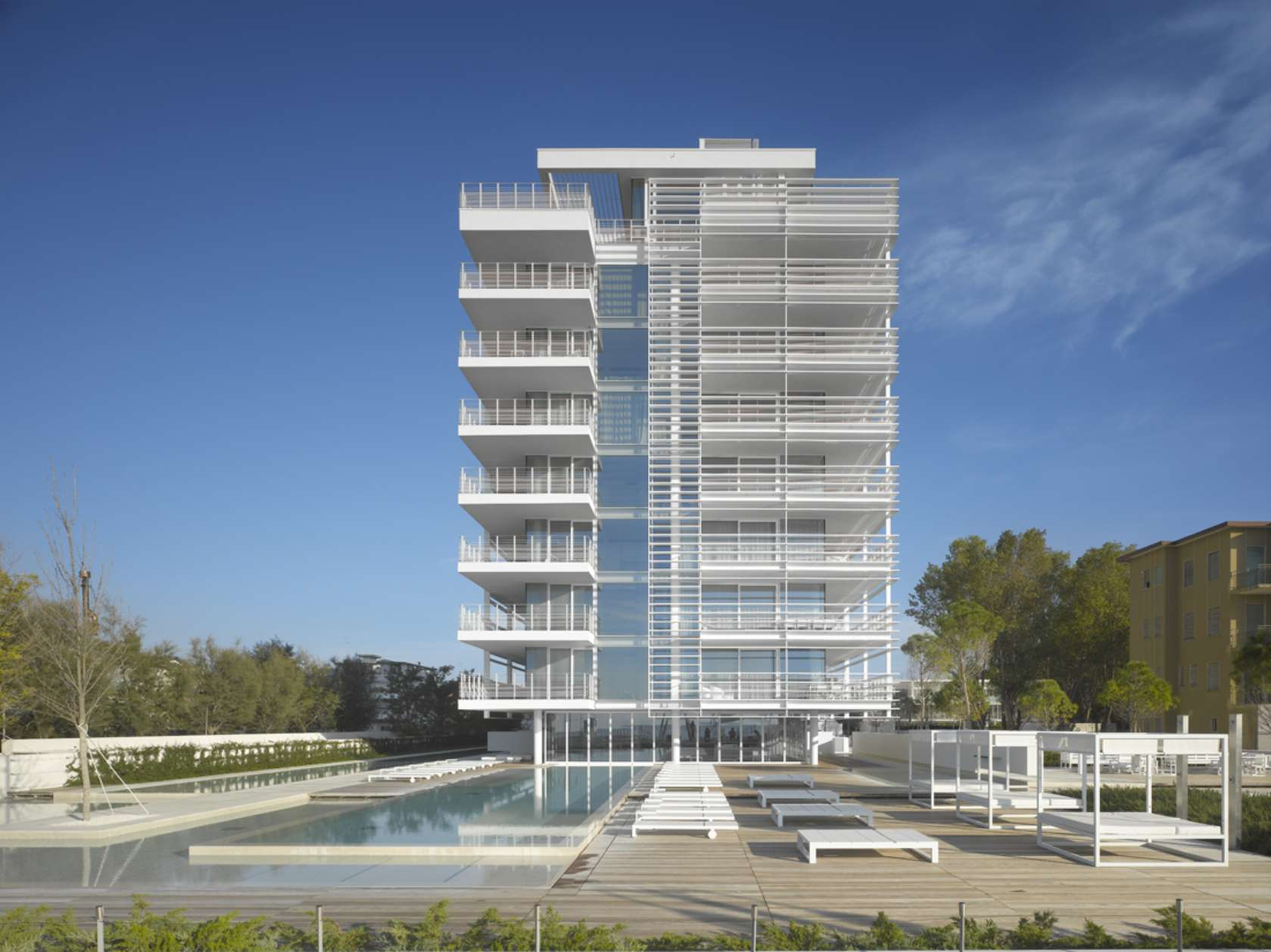 Architizer architects buildings and building products - Richard Meier Amp Partners Architects Architizer