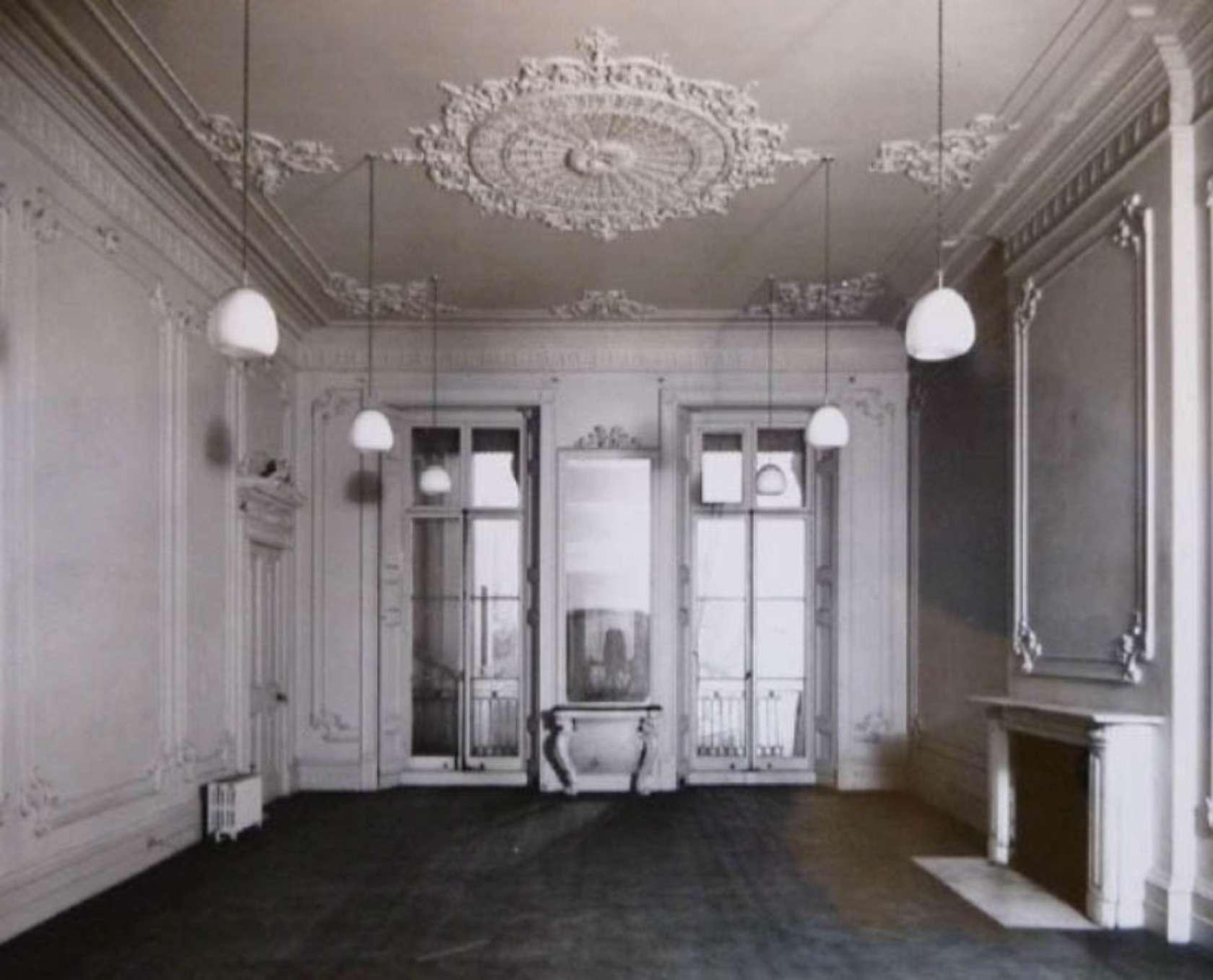 german embassy residence grade i listed architizer. Black Bedroom Furniture Sets. Home Design Ideas