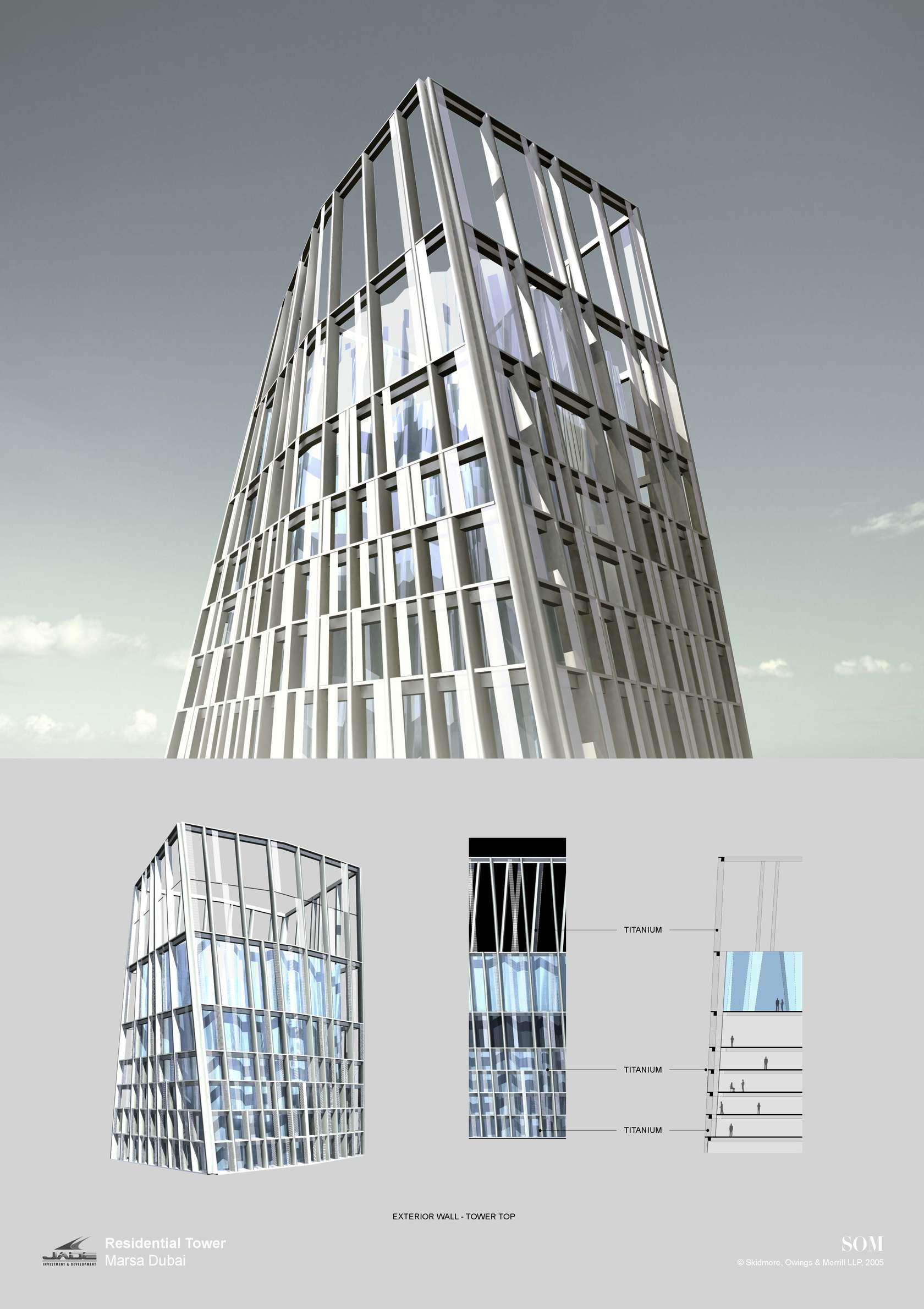 Cayan Tower Architizer