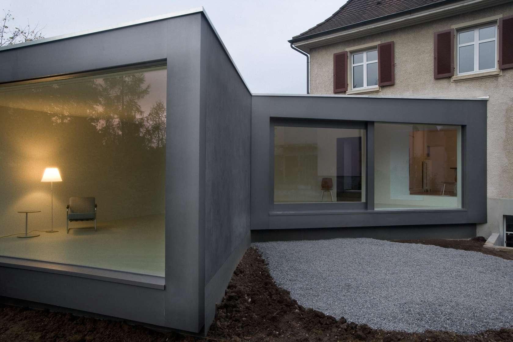 Muttenz Switzerland  city pictures gallery : Annex of a residential house in Muttenz, Switzerland Architizer