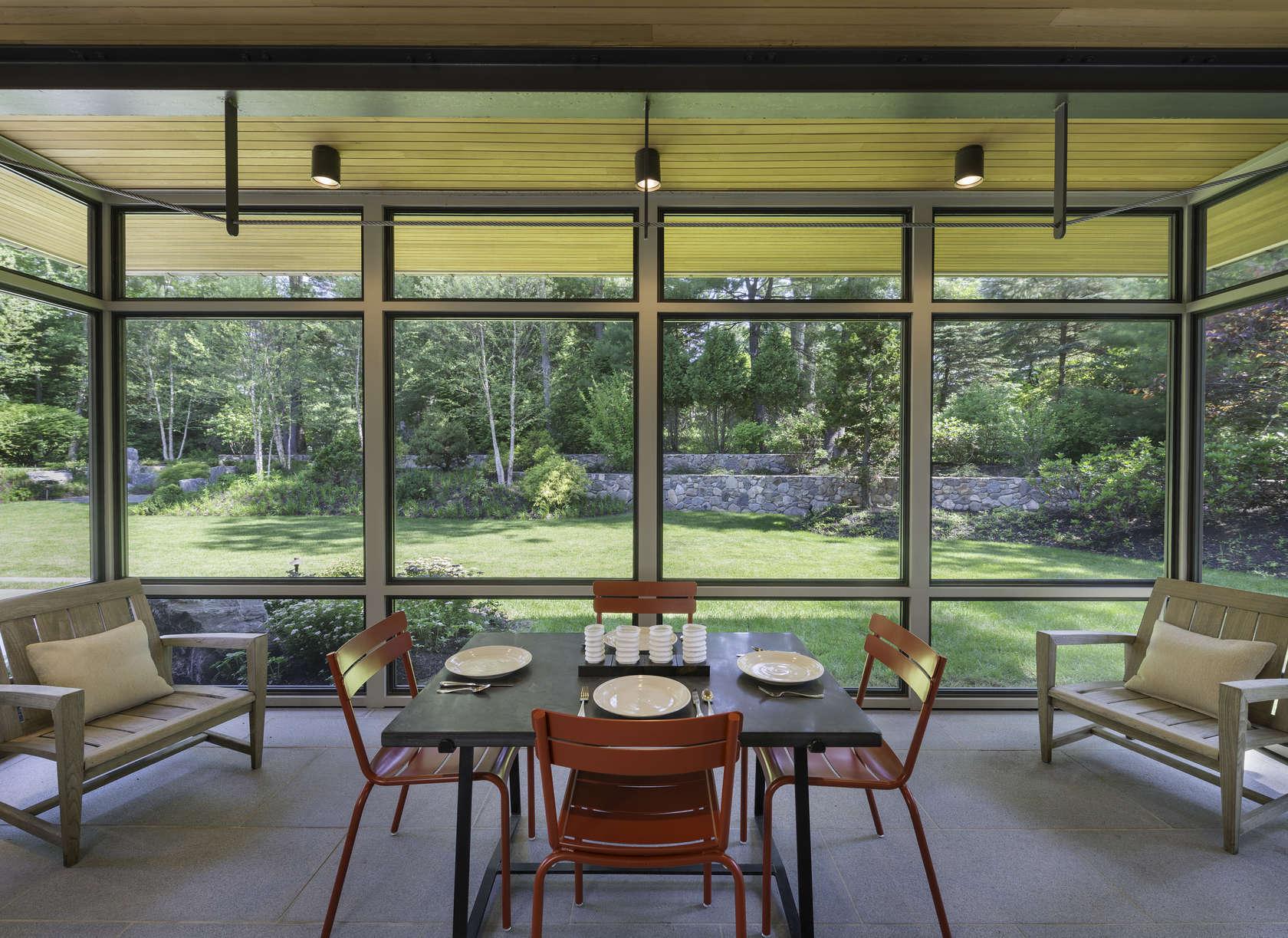 Modern Screen Porch Architizer