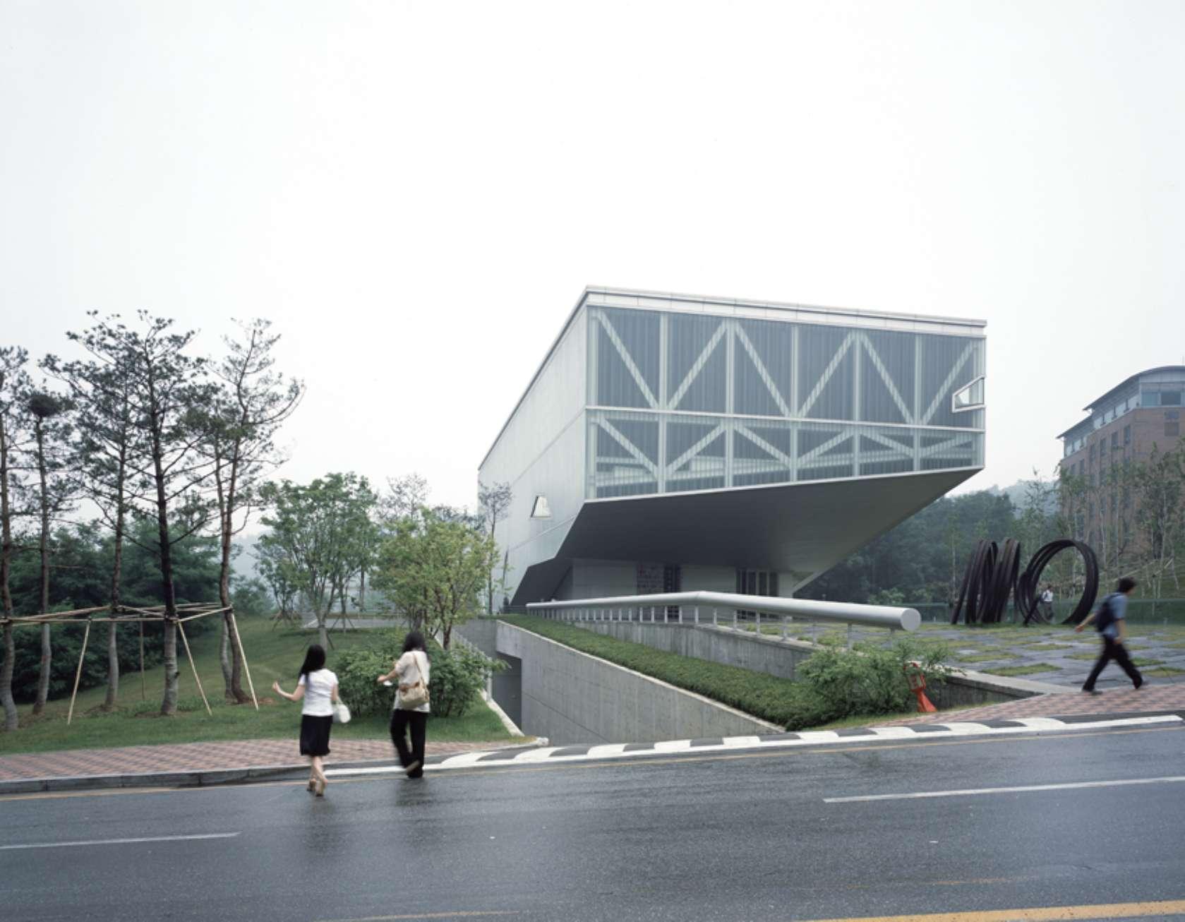 Университеты дизайна в корее
