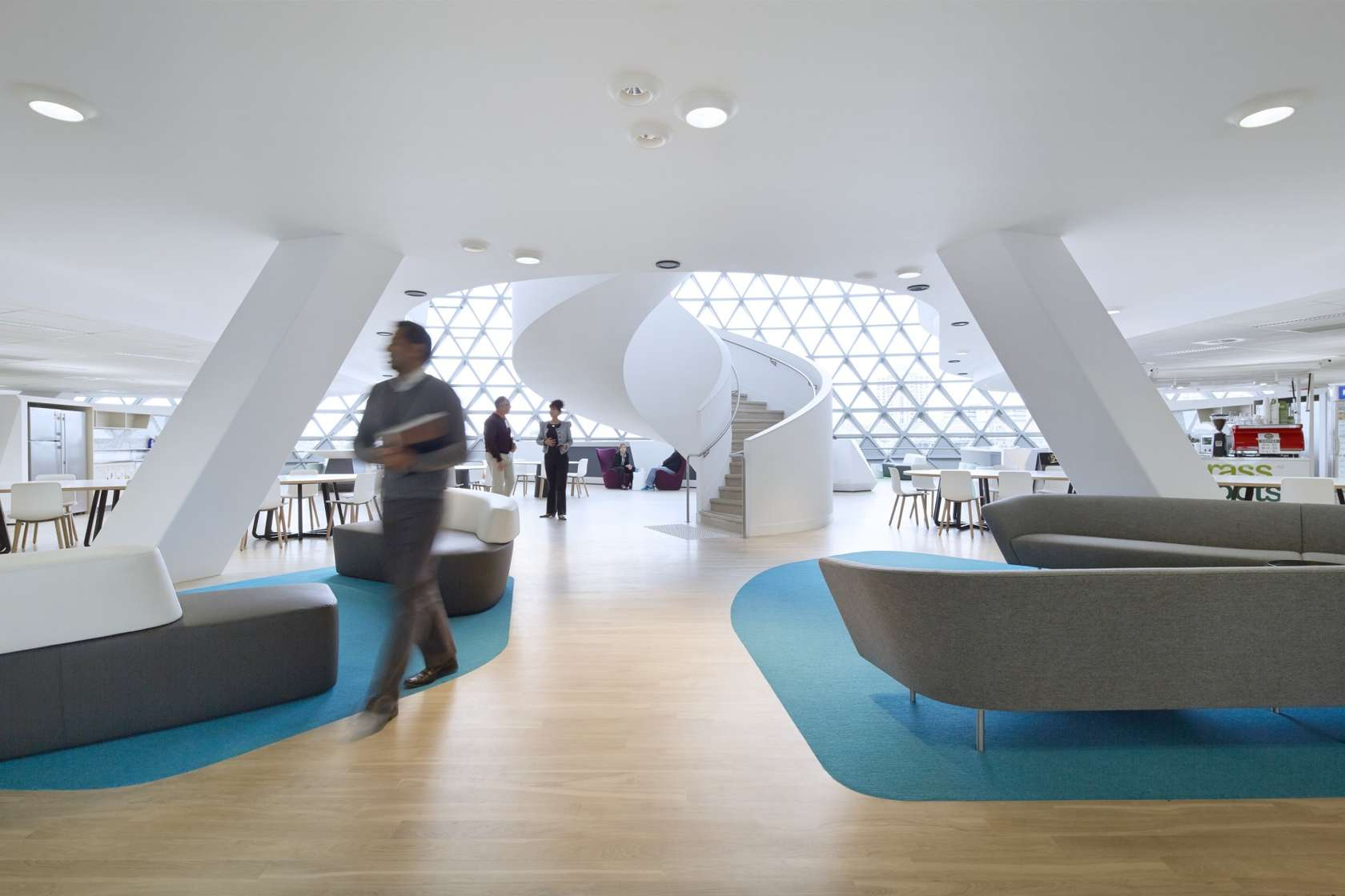 South australian health and medical research institute for Research interior decoration and design influences