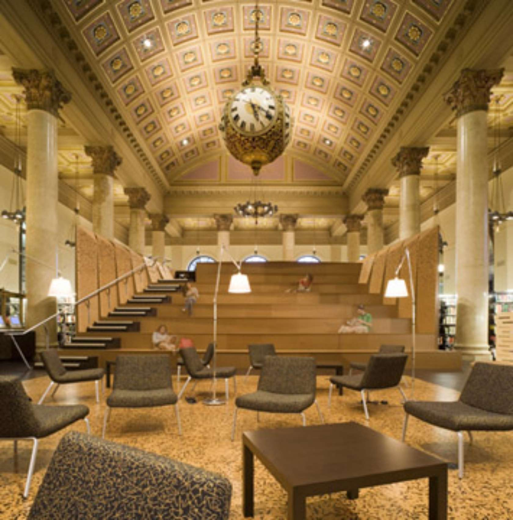 Rhode island school of design library architizer for Interior decorator rhode island