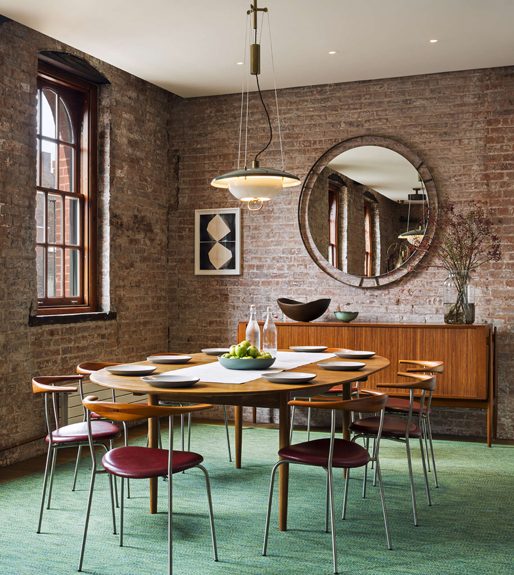 Tribeca loft architizer - Salle de bain loft new yorkais ...