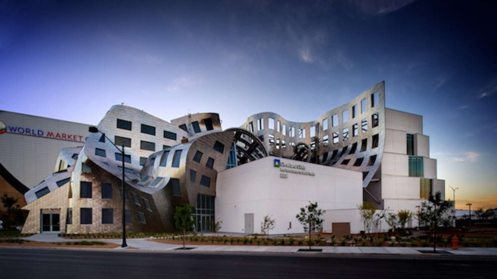 Lou ruvo center for brain health architizer for Architecture projet