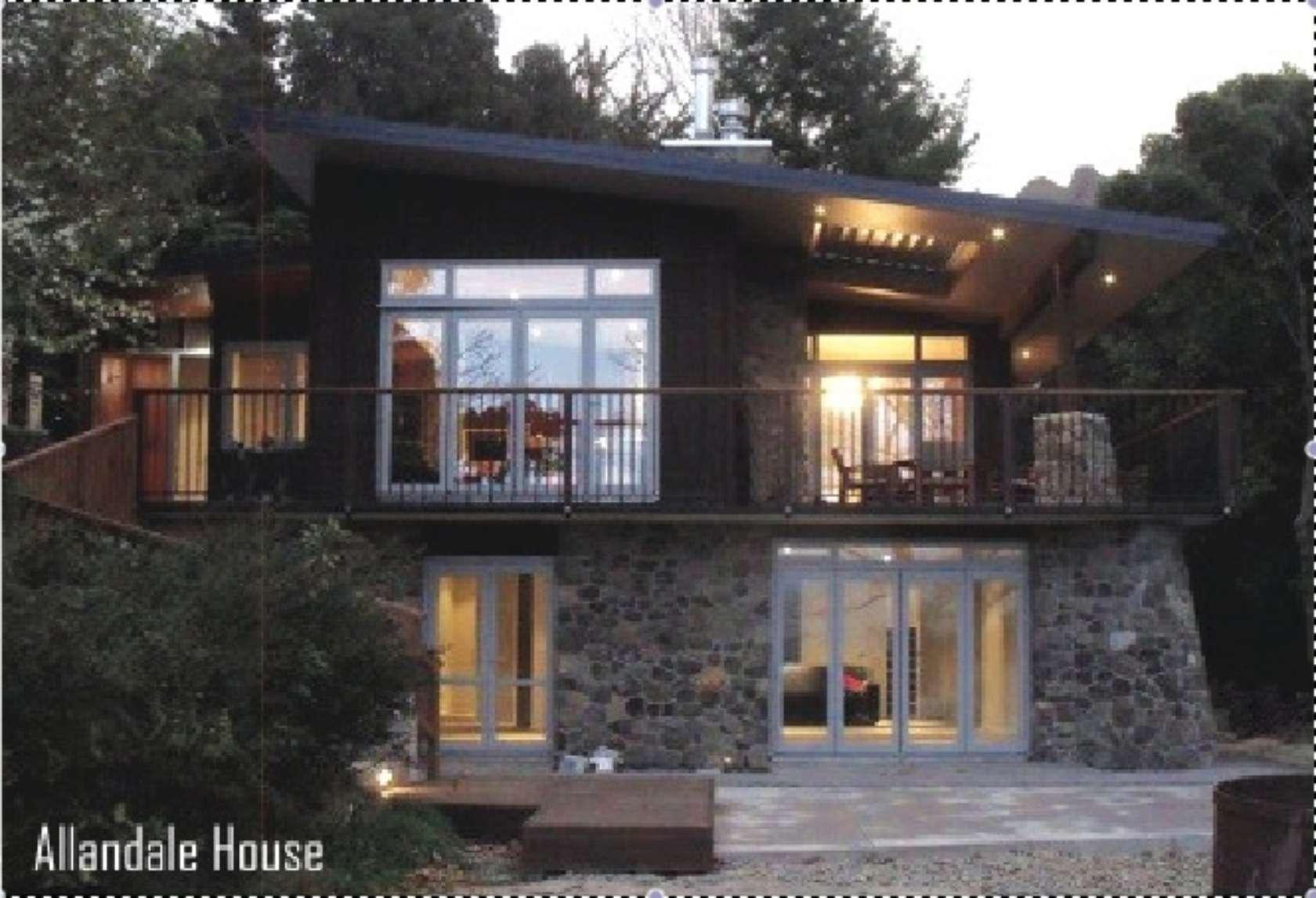 Allandale house architizer for Allandale house