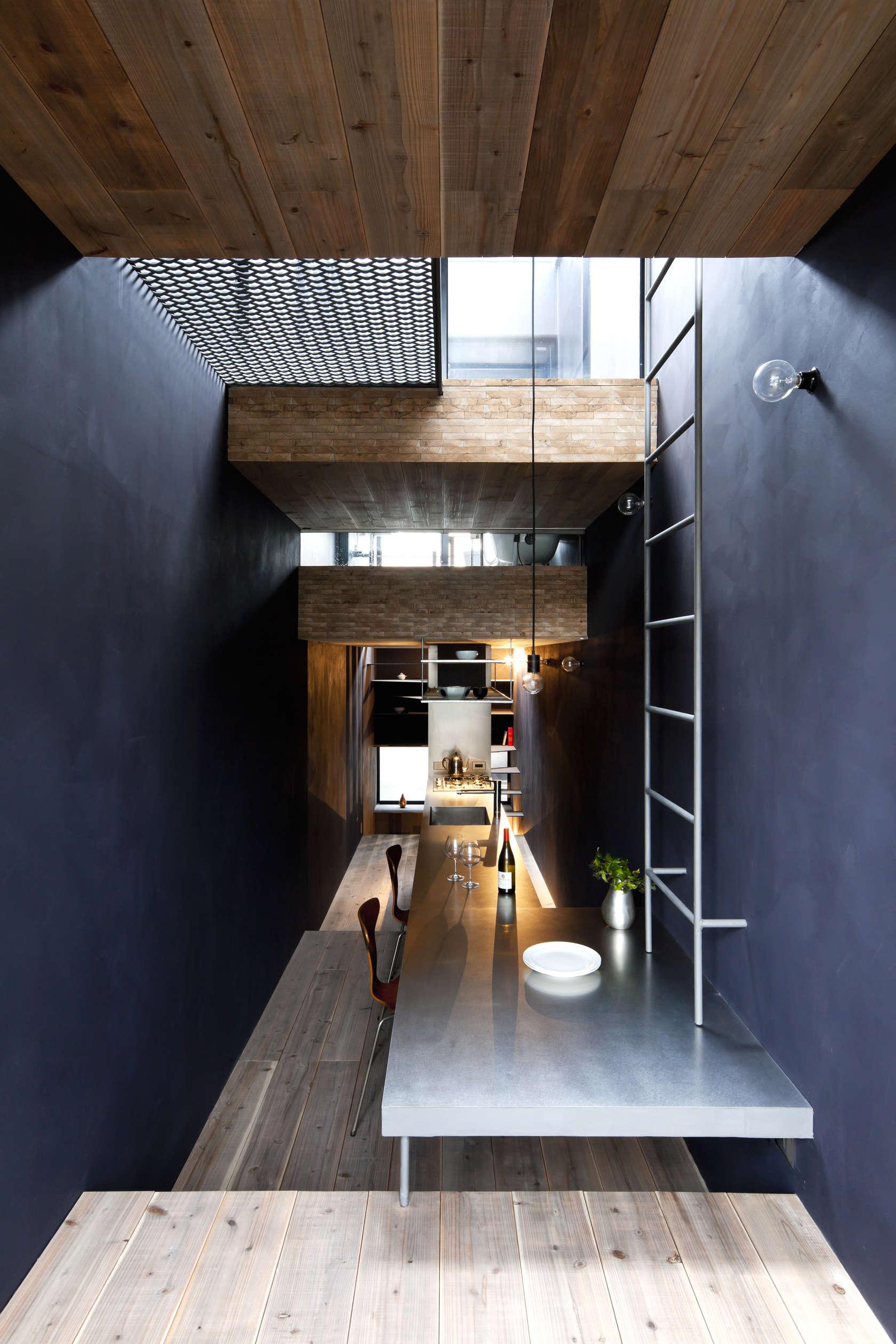 1 8 M Width House Architizer