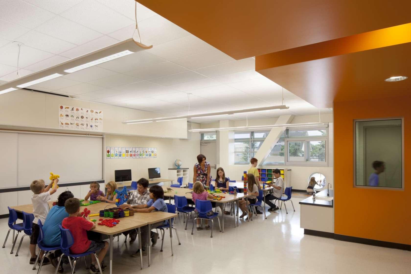 Classroom Design Project ~ South region elementary school architizer