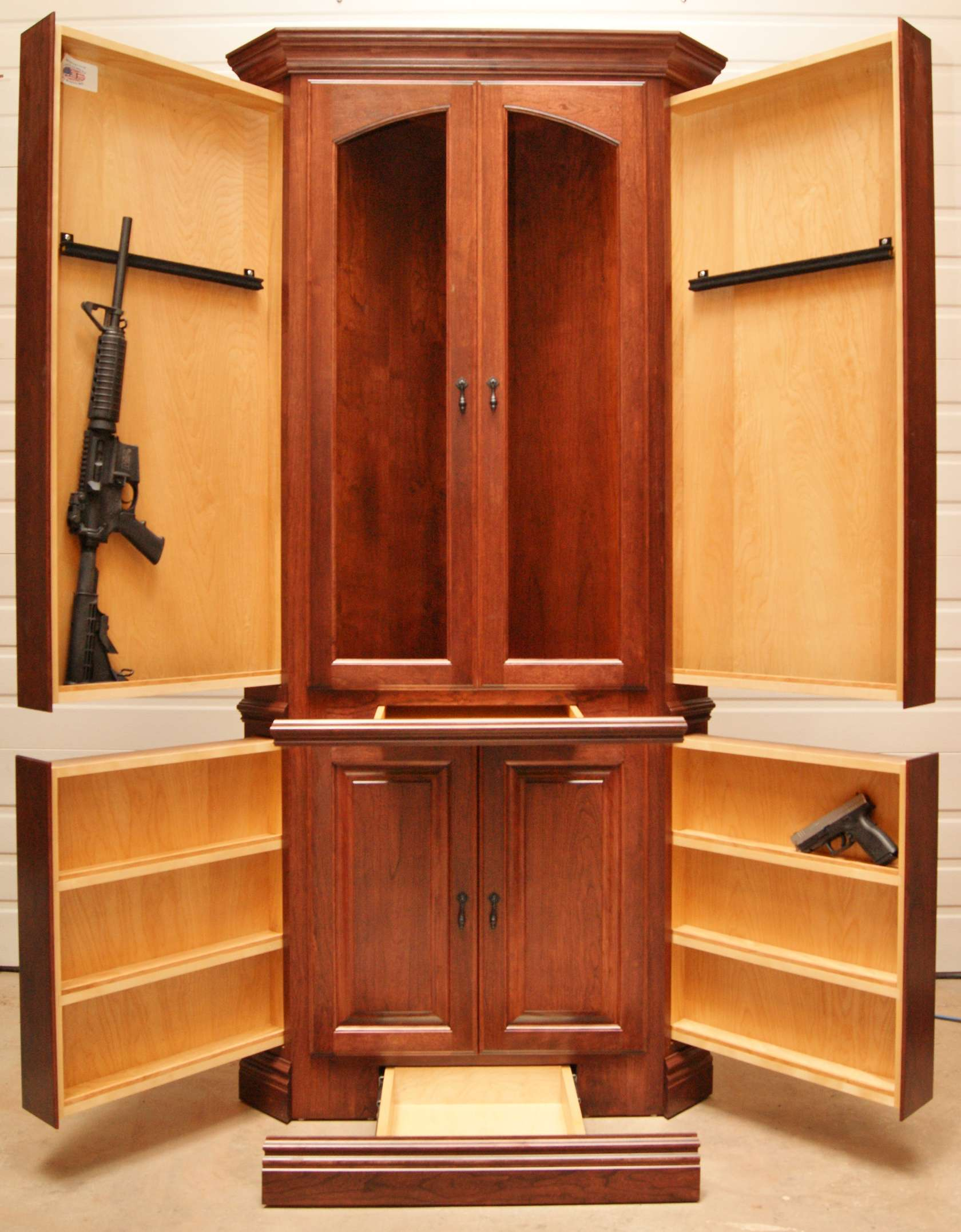 Firearm Concealment Furniture Now You Too Can Pack Heat