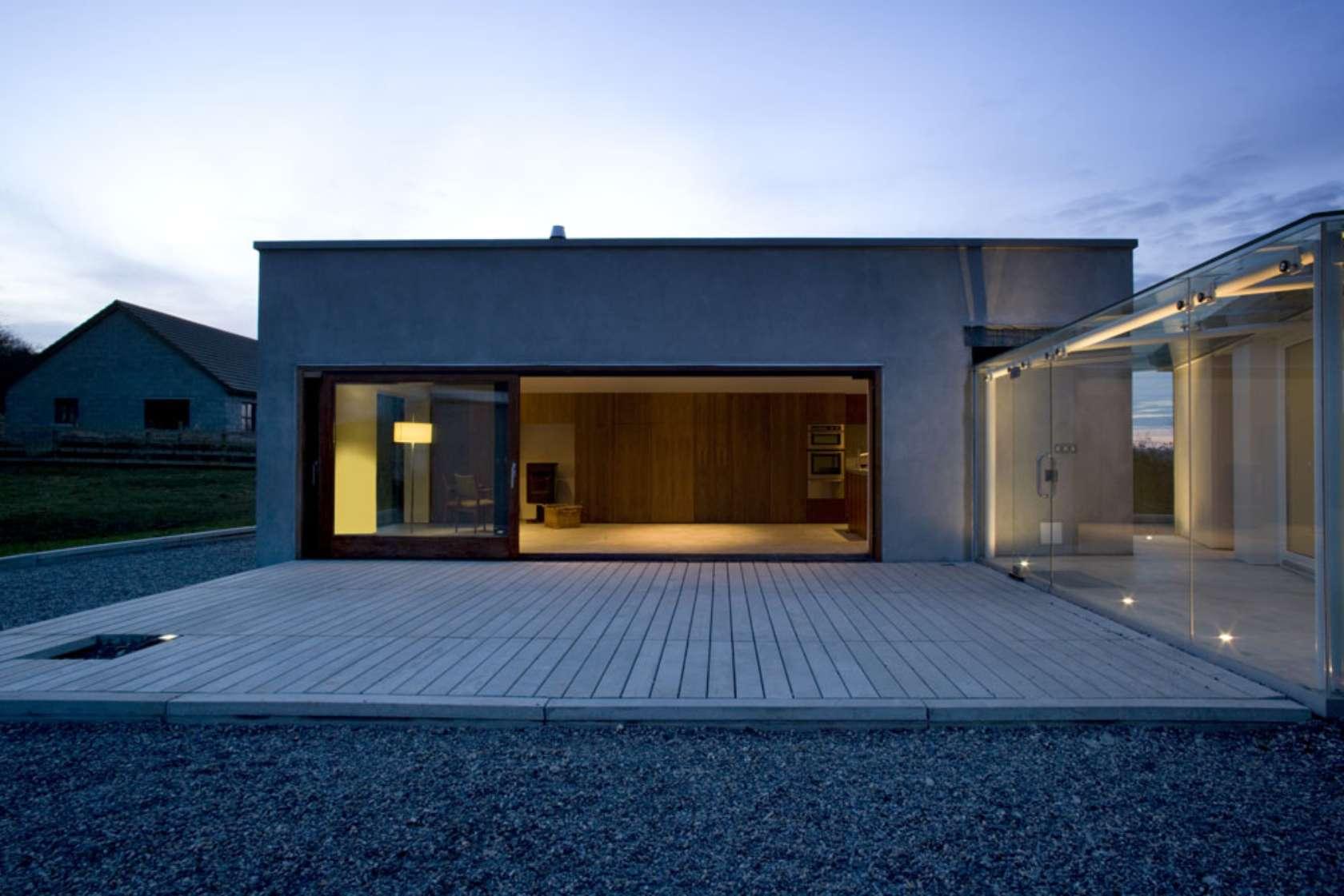 Loug derg architizer for Modern irish house architecture