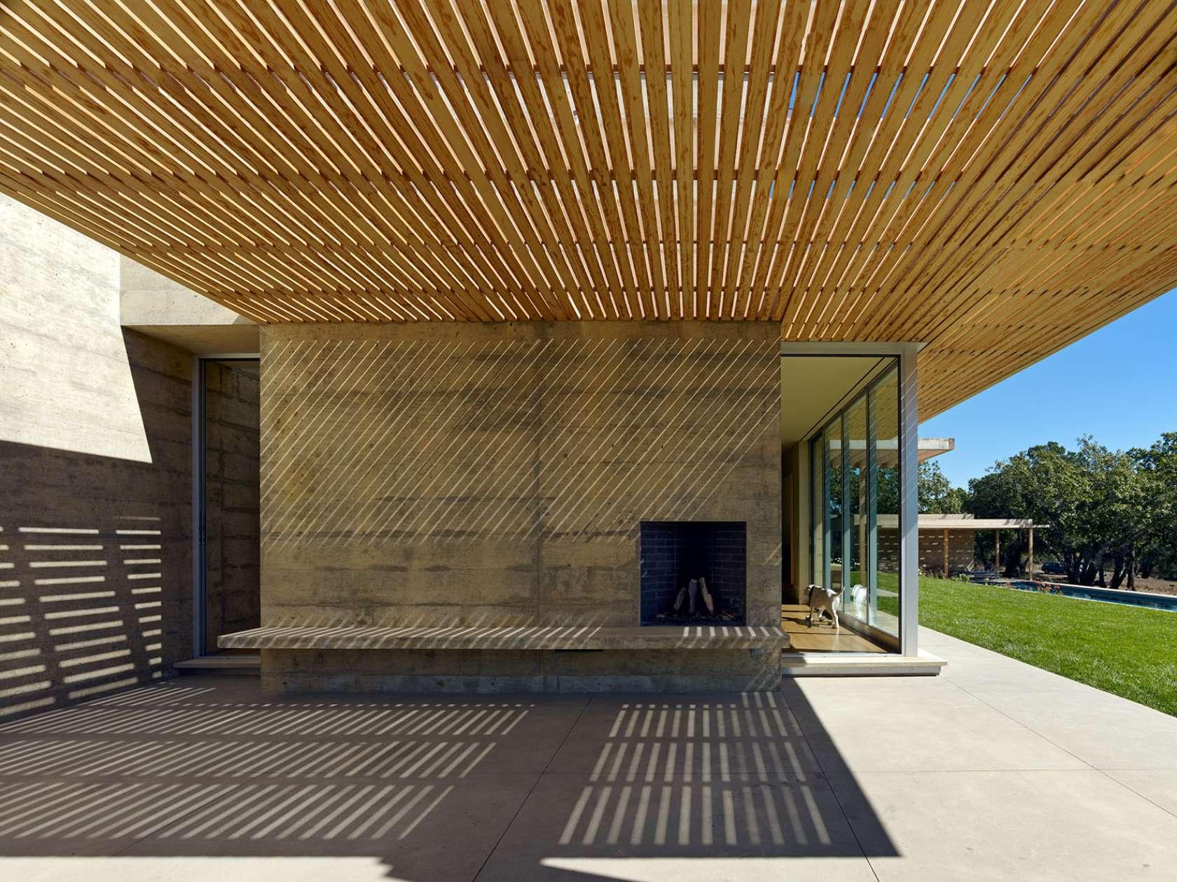 Sonoma Residence Architizer